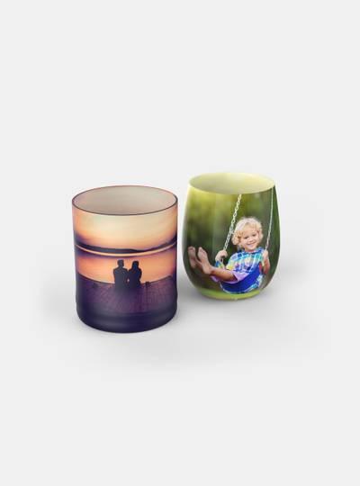 vasos personalizados fotos