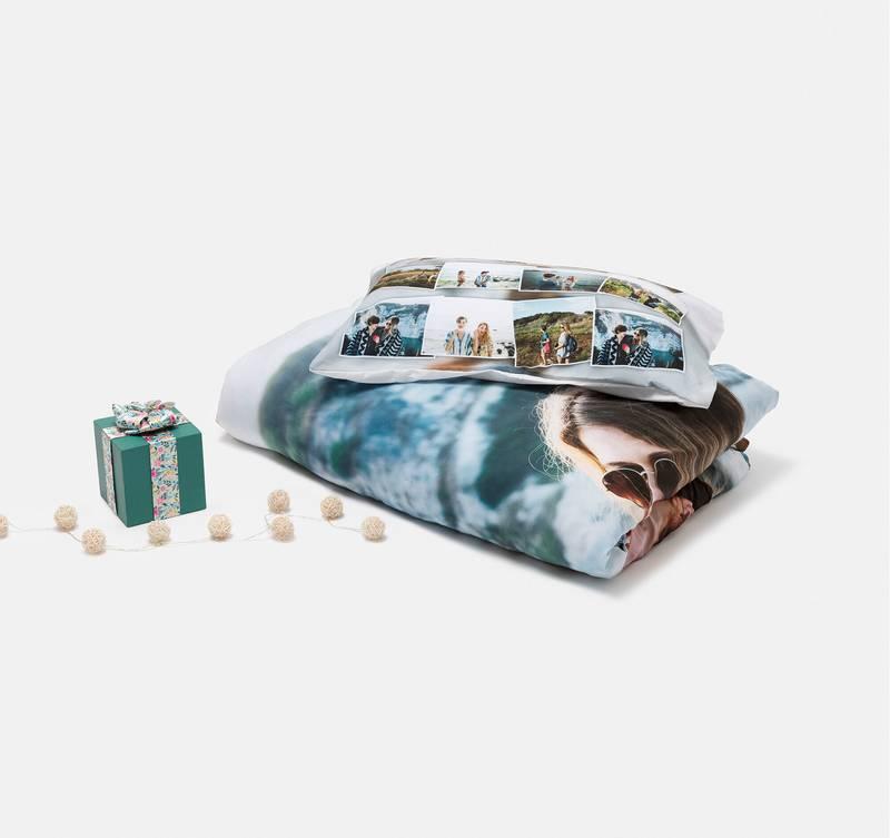 ropa de cama personalizada