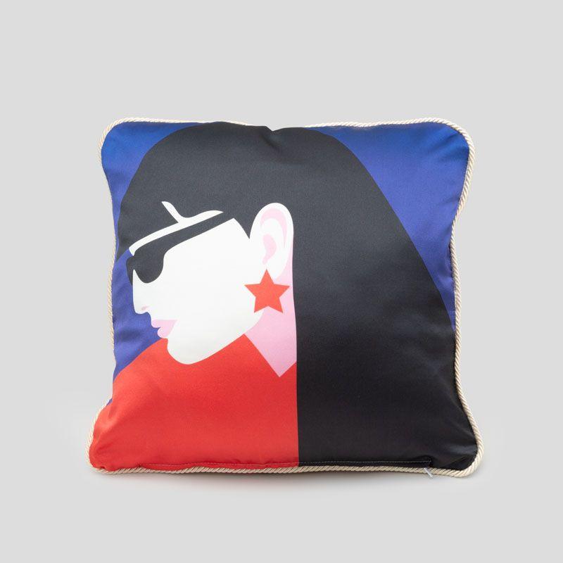 cuscini di seta personalizzati