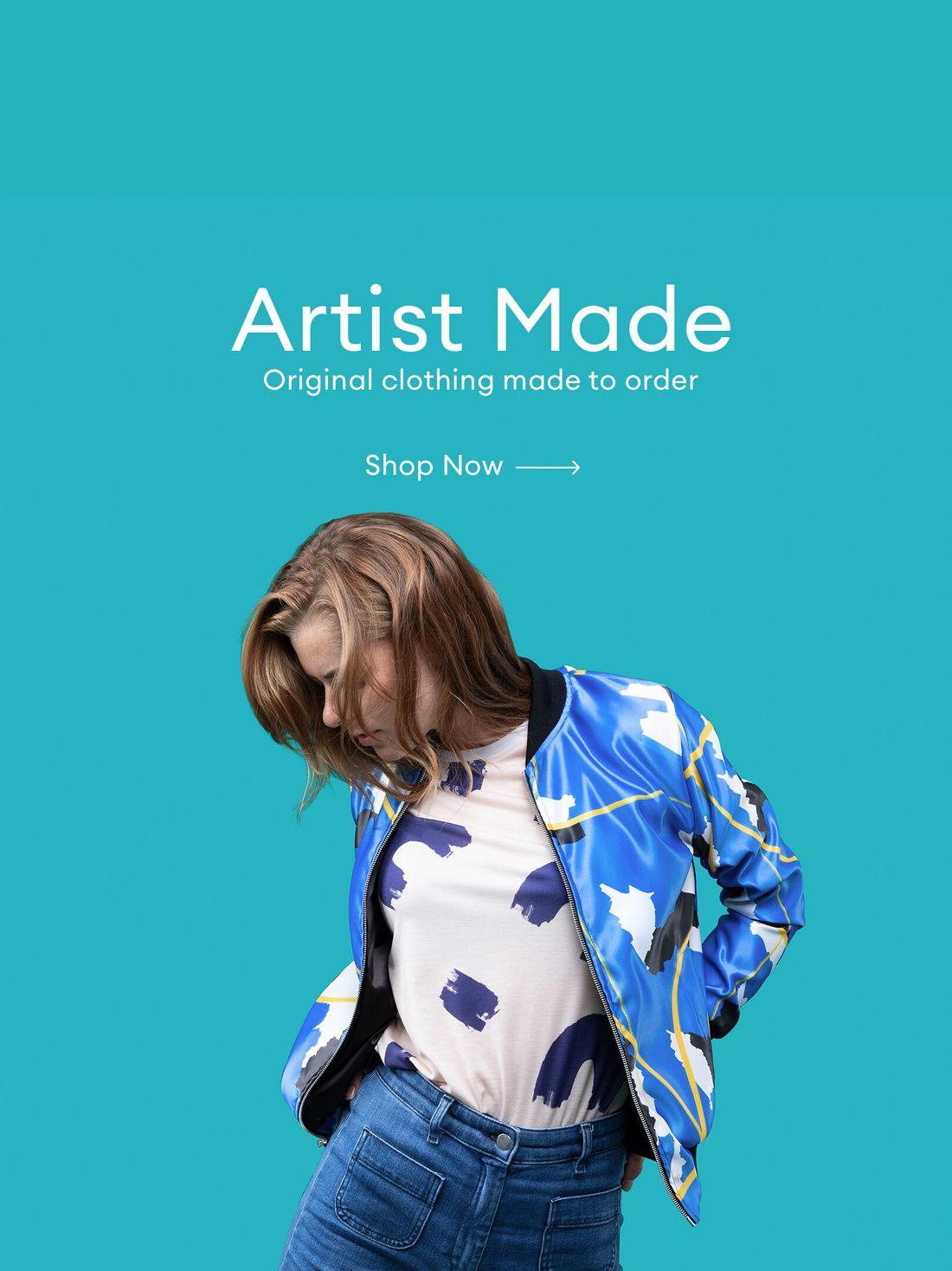 artist clothing