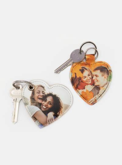 personliga designade nyckelringar