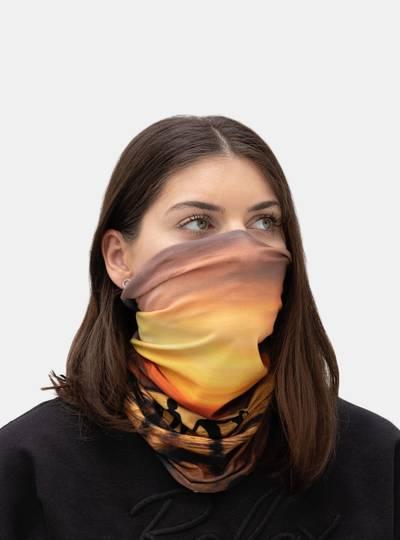 gepersonaliseerde ronde sjaal