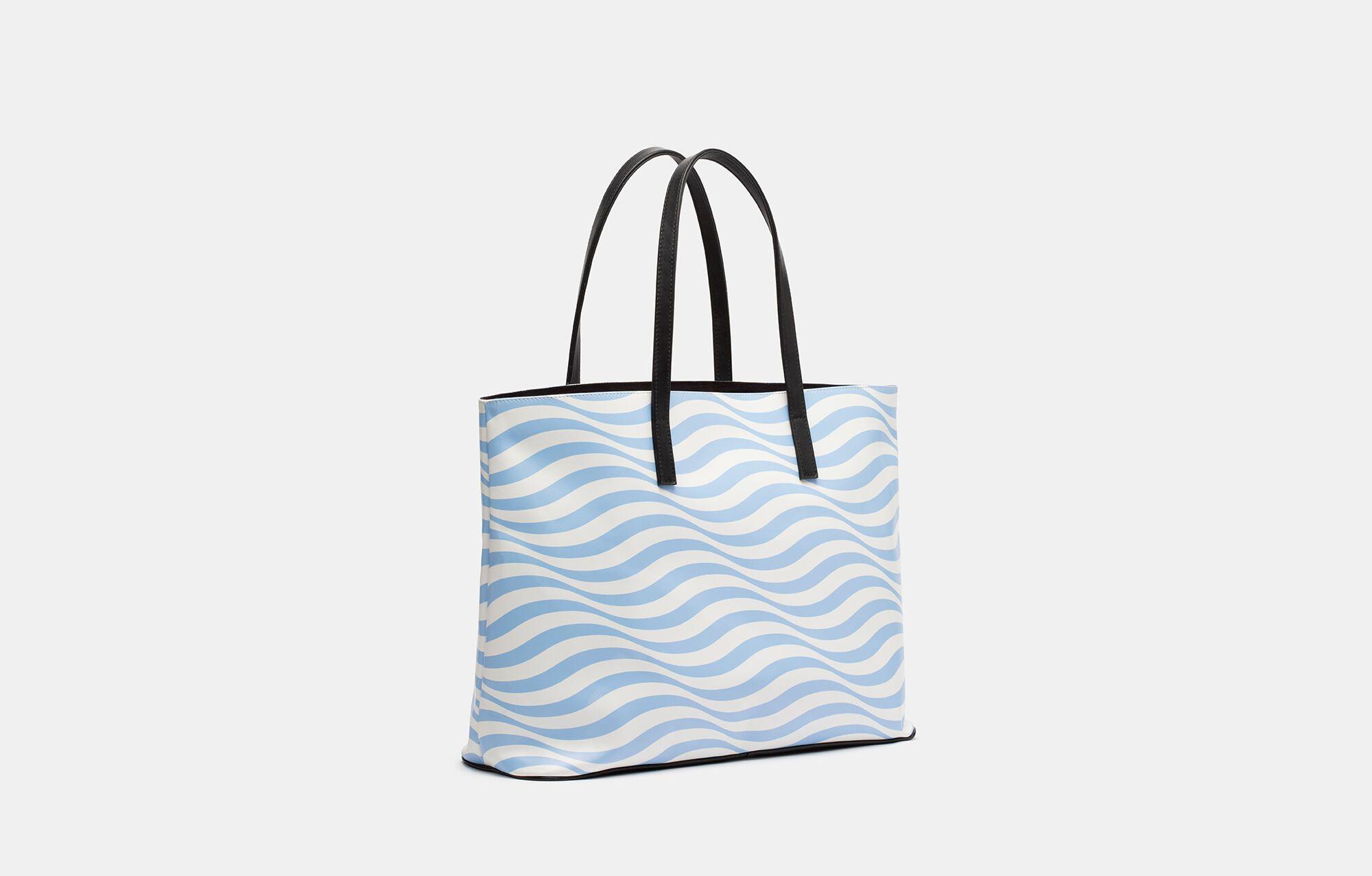 väskor med eget tryck