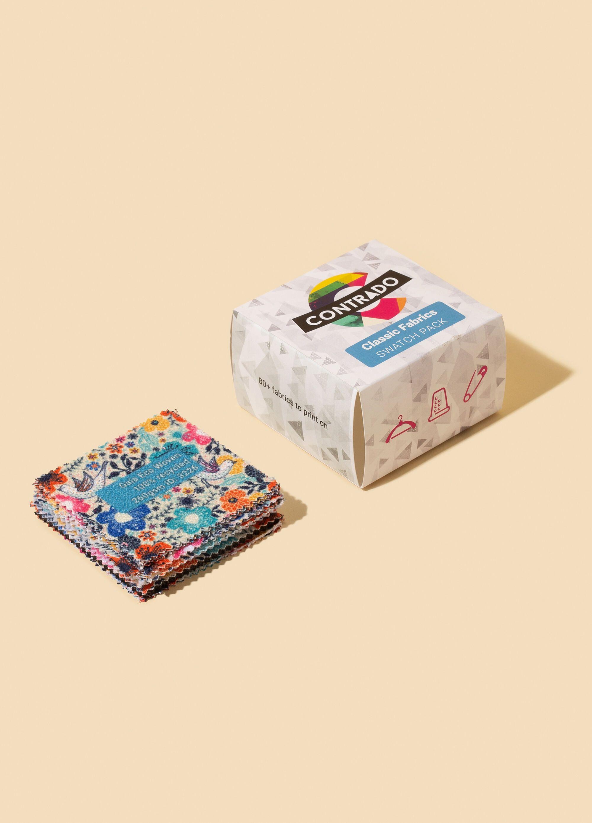 Pack d'échantillons de tissus