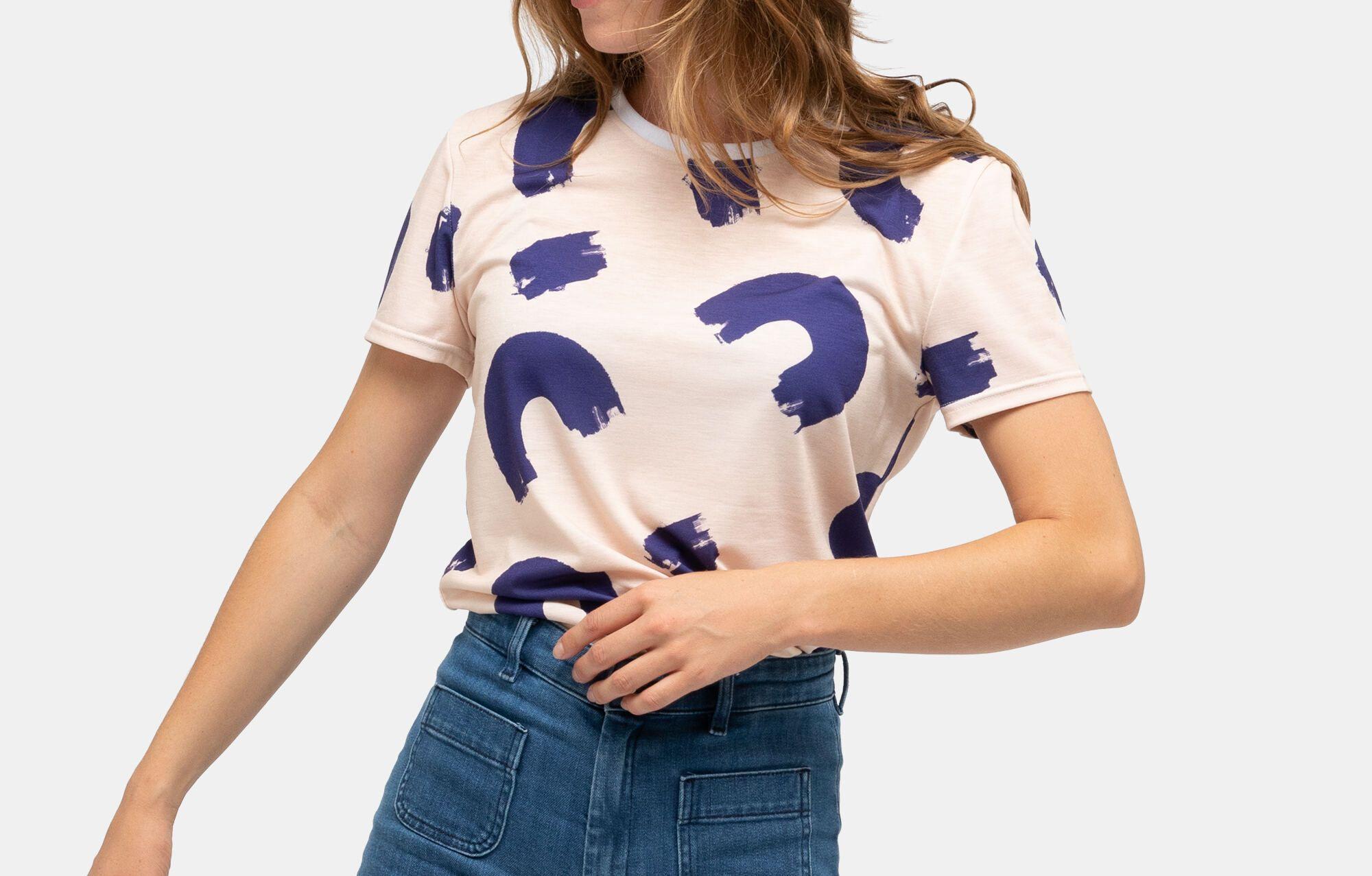 Magliette donna personalizzate