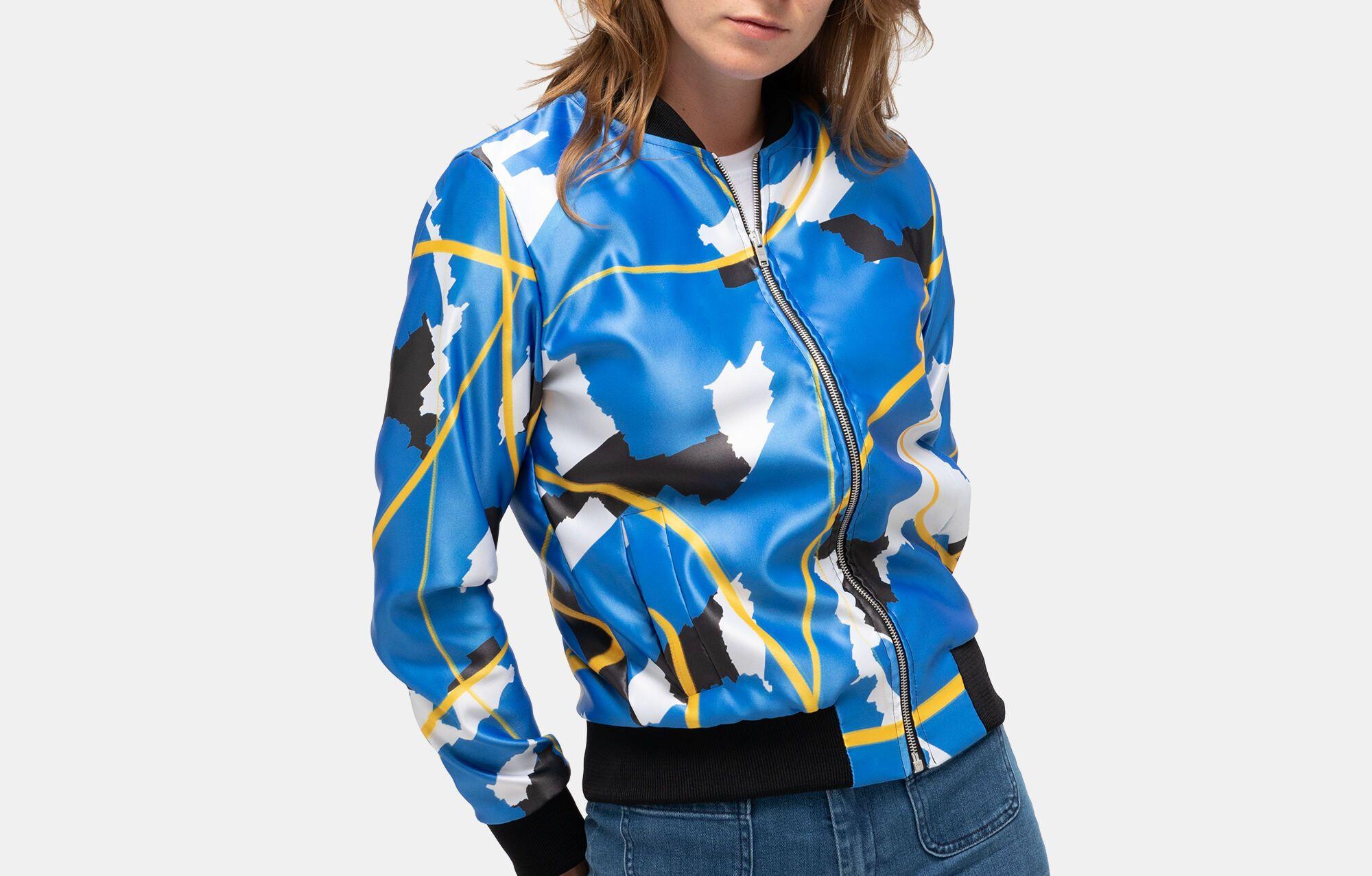 giacche donna personalizzate