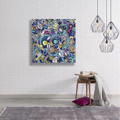 ontwerp canvas prints