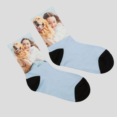custom photo socks