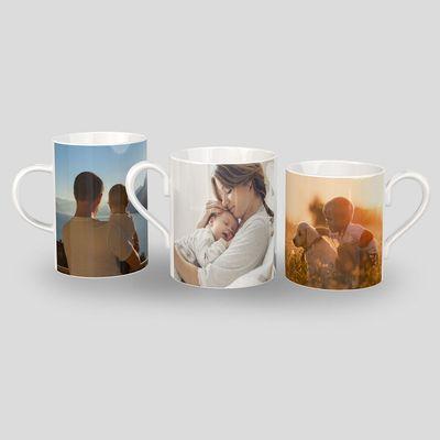 Custom Bone China Mugs