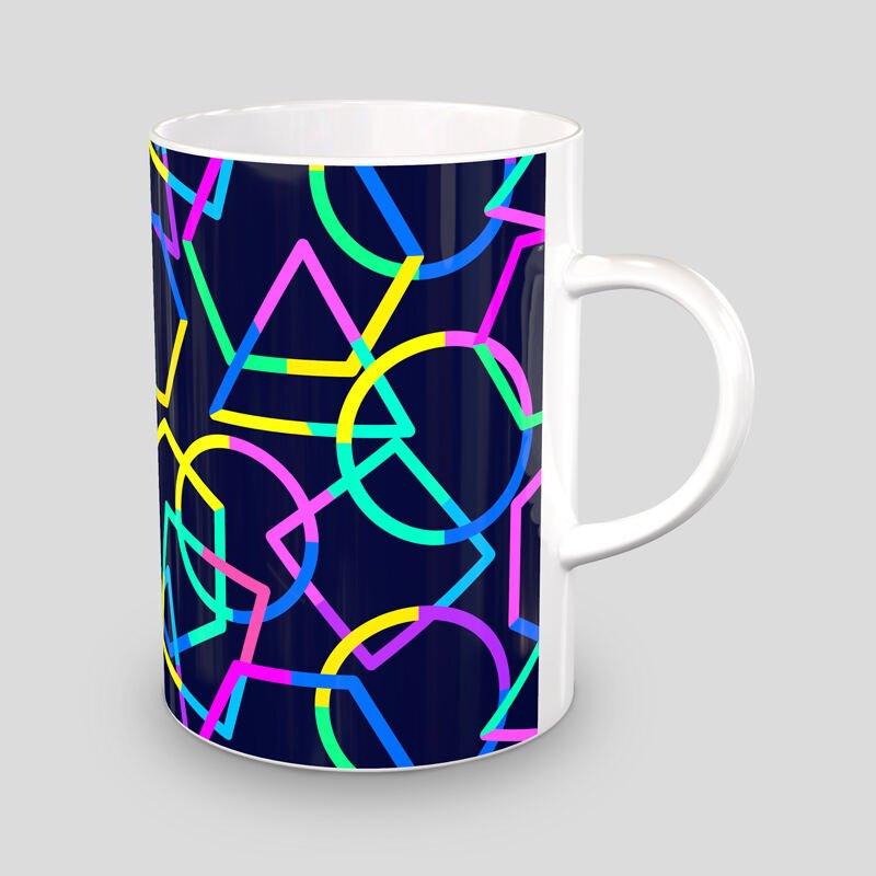 Porzellantasse mit eigenem Design