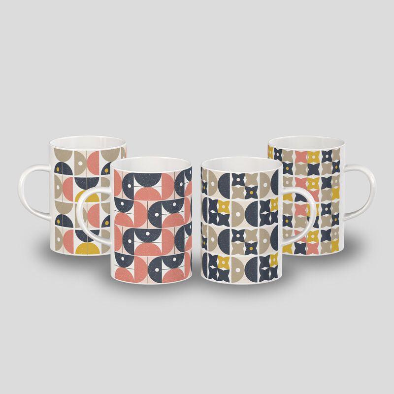 design your own bone china mug large