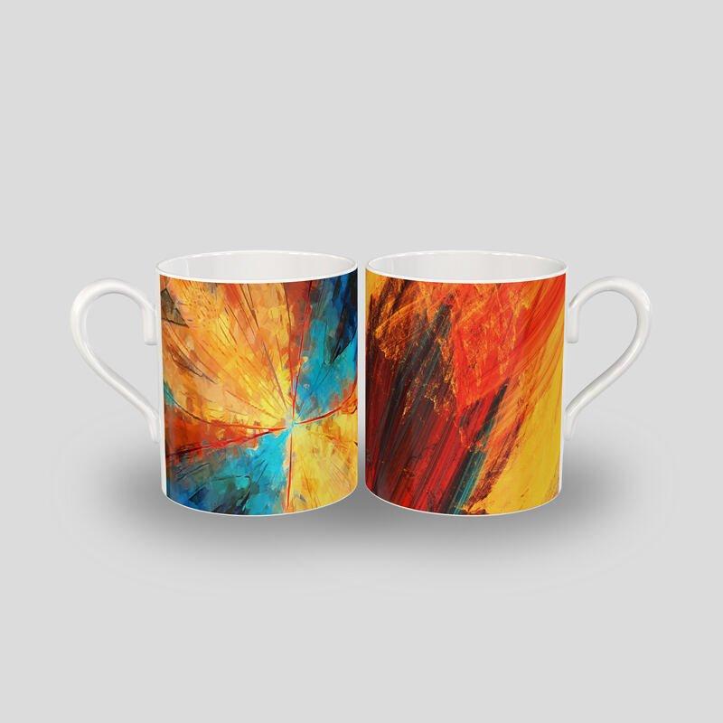 bone china mug printing in London UK