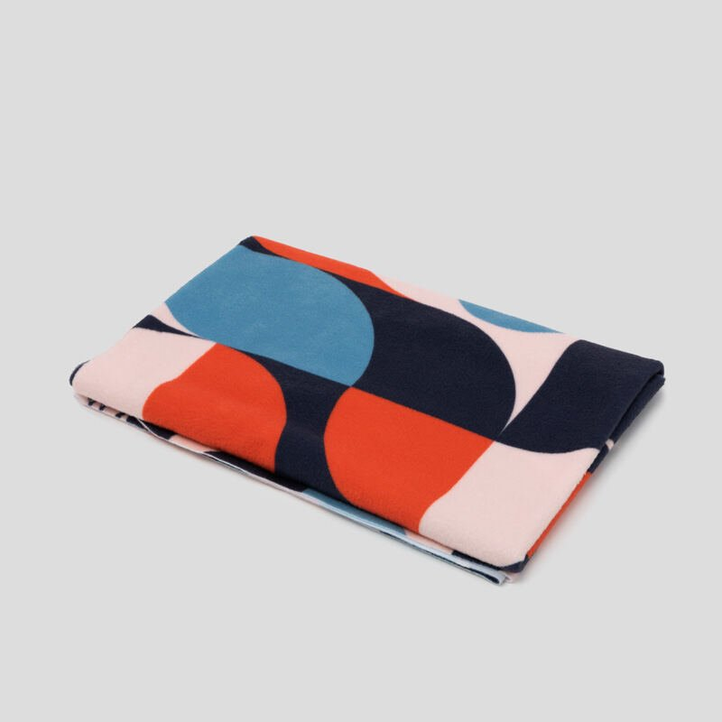 crea la tua sciarpa coperta