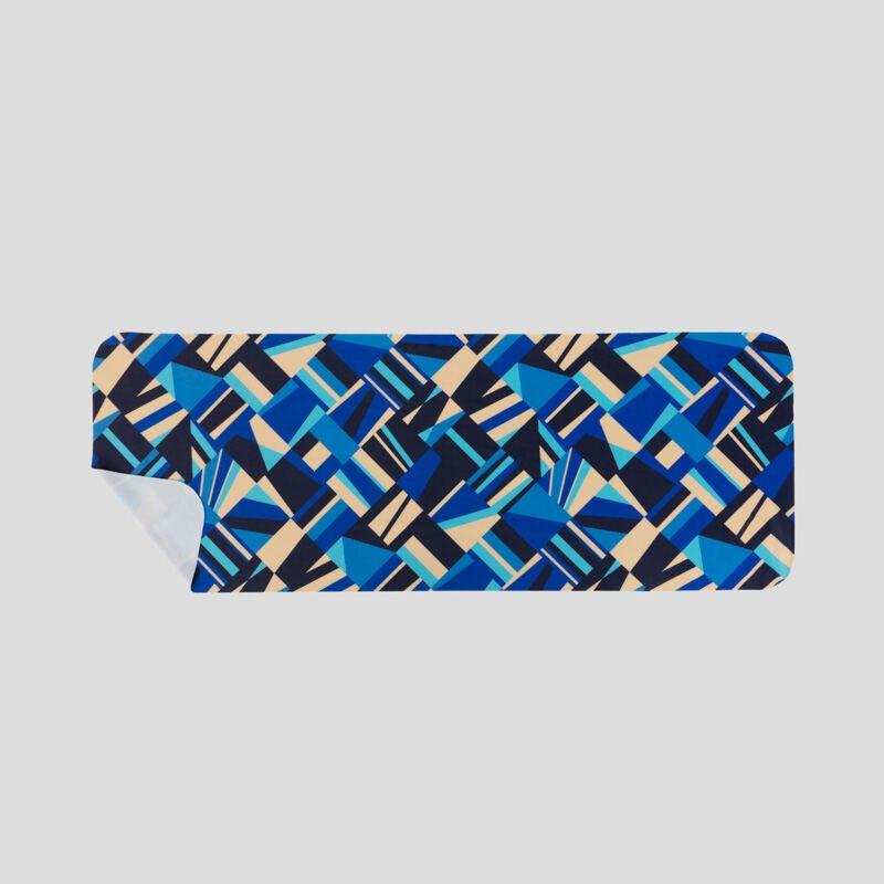 écharpe-couverture personnalisée avec motifs