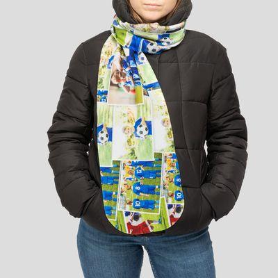 Custom Winter Scarves