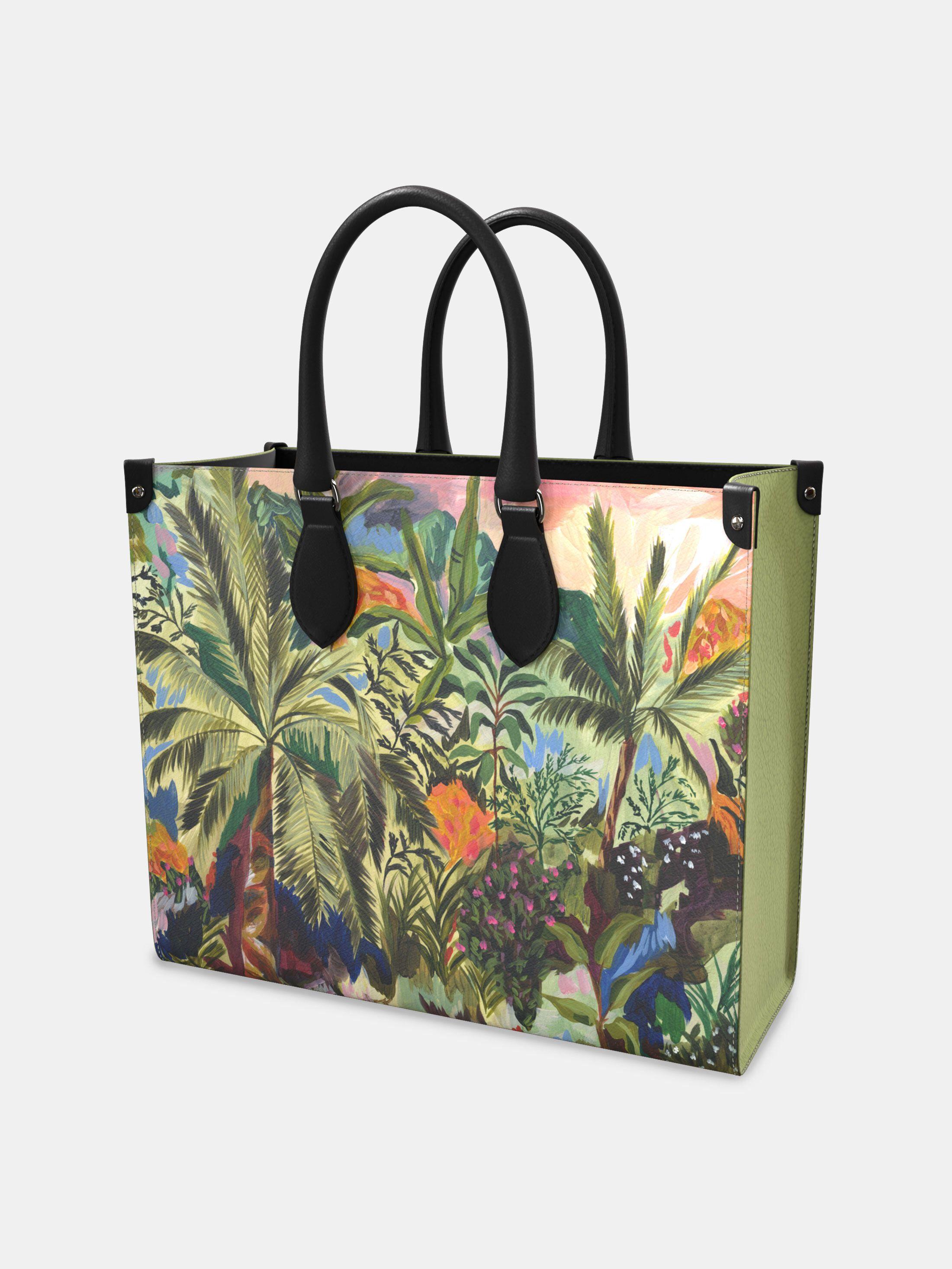 custom shopper bag design