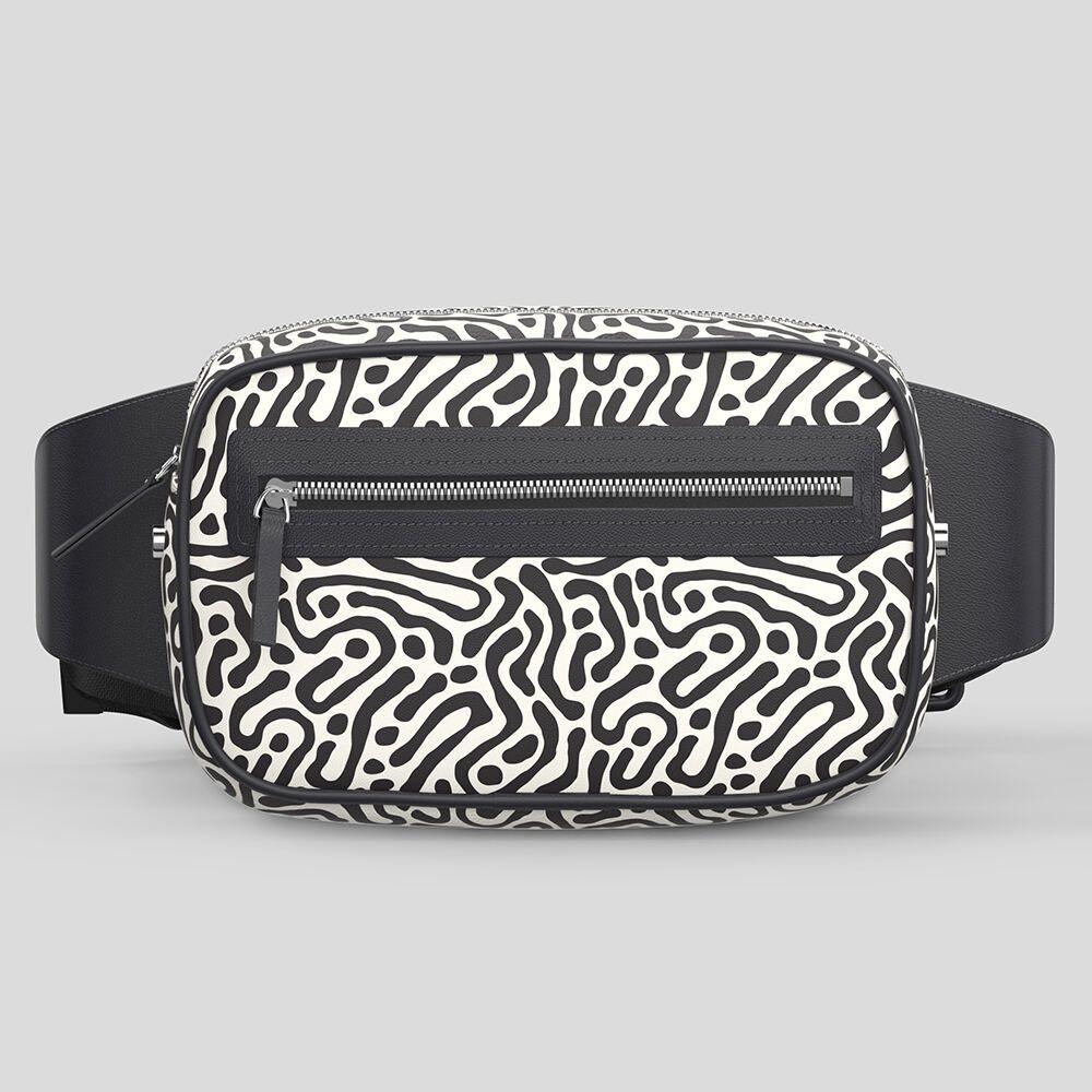 custom bum bag