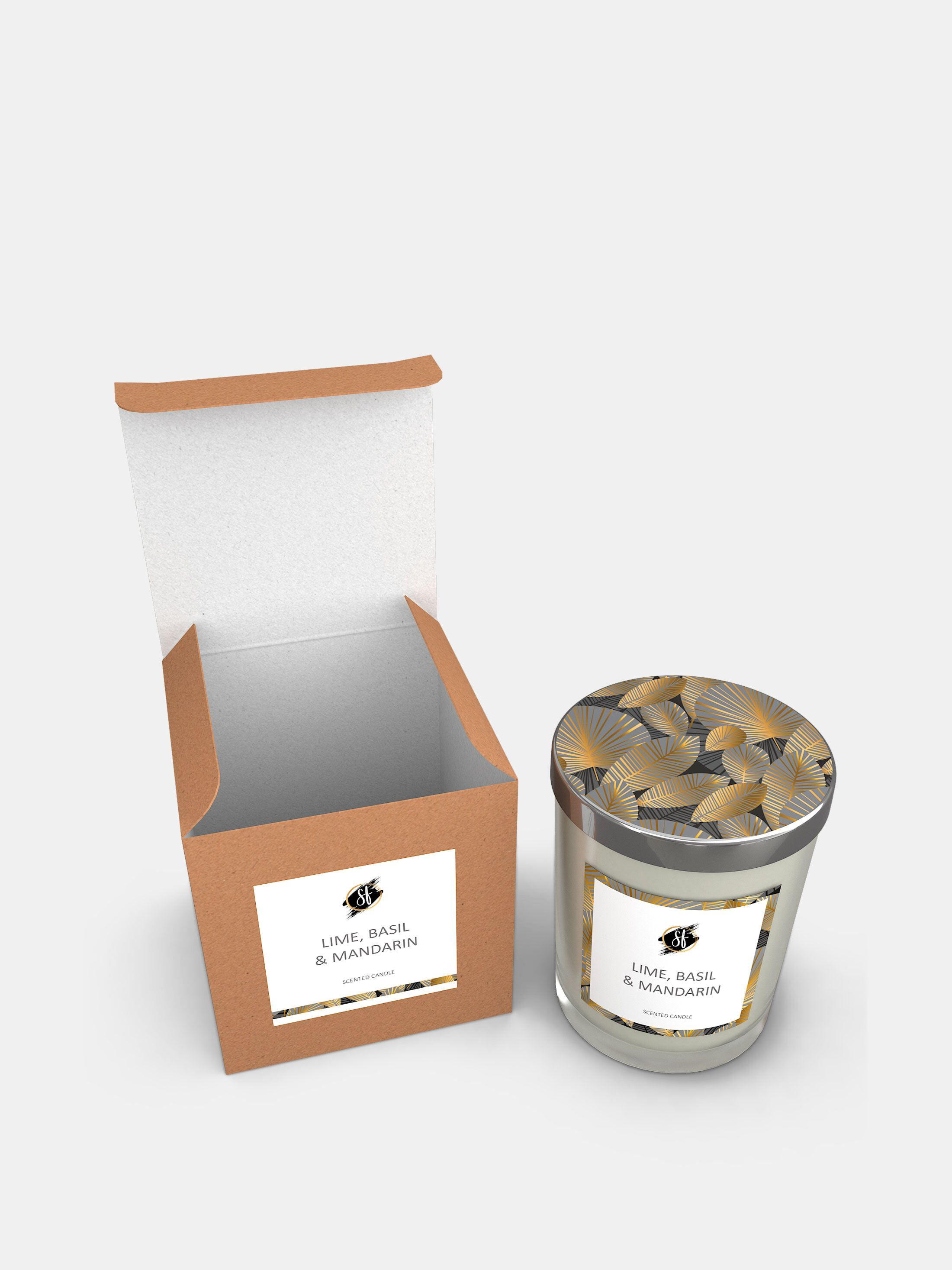 Custom Glass Candle Jars NZ