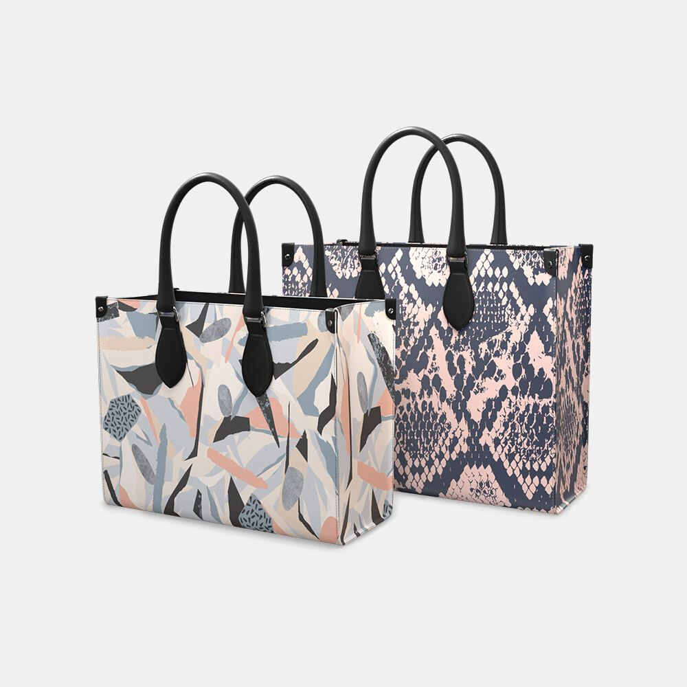 leather shopper bag uk