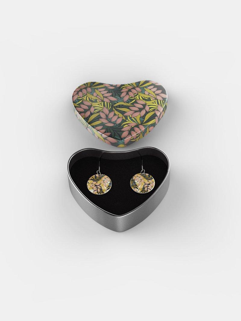 bespoke silver earrings