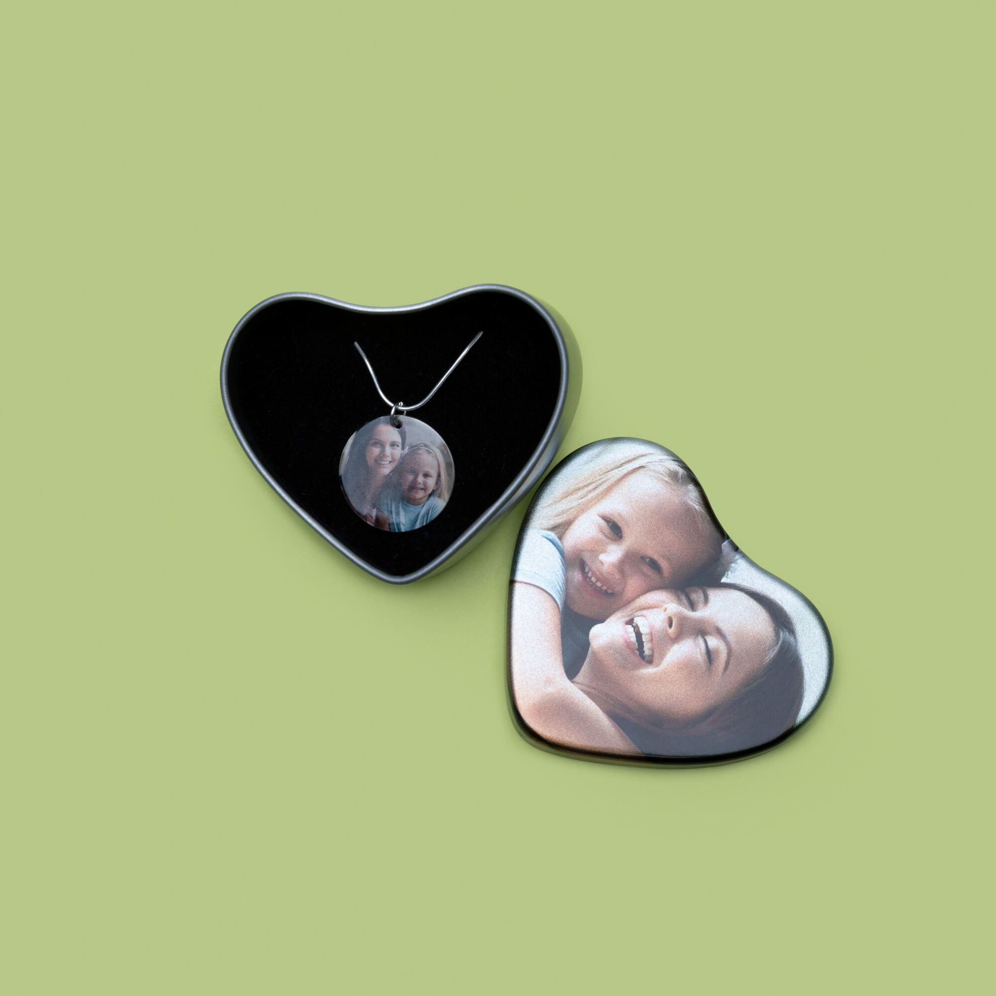 smycken med eget tryck av foto