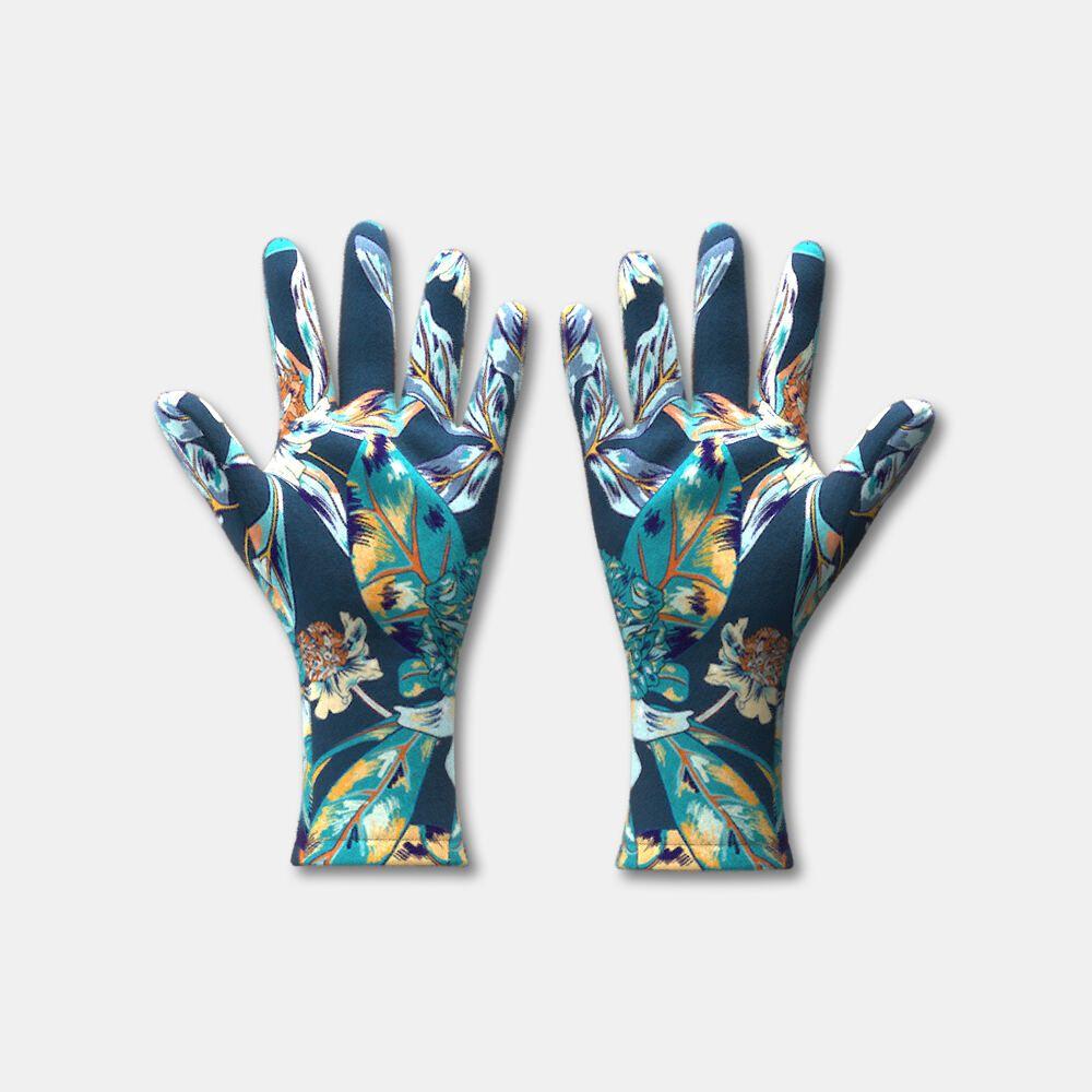 guantes personalizados invierno forro polar