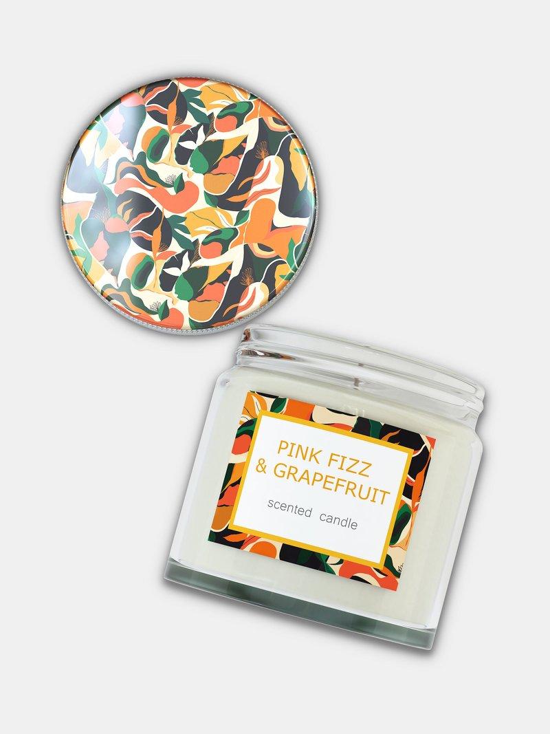 Custom Jar Candles AU