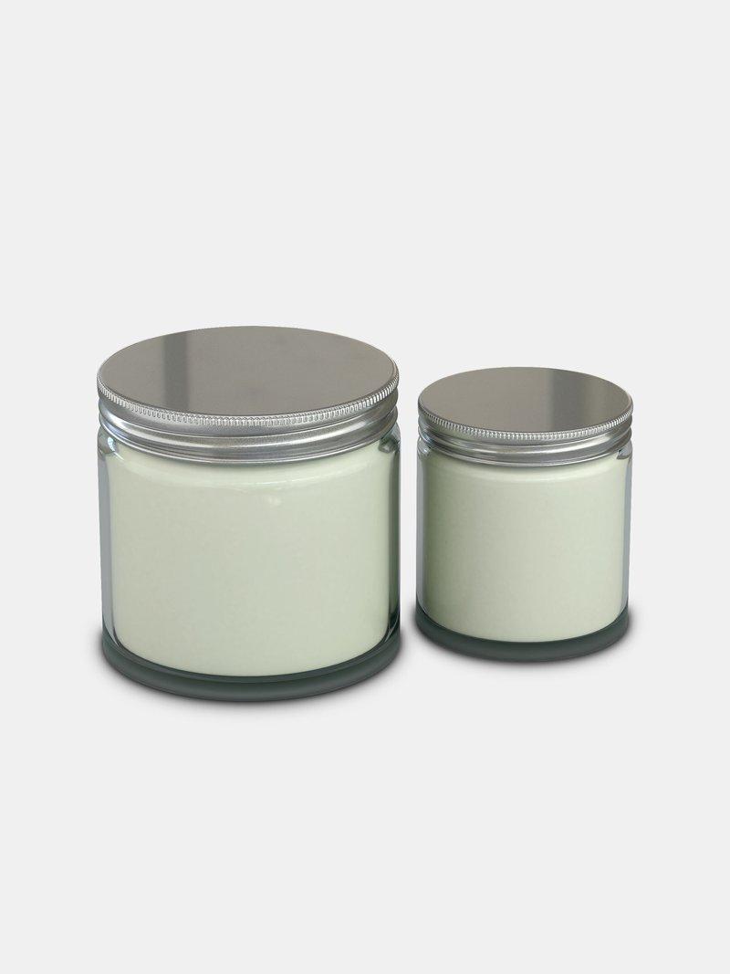 gepersonaliseerde kaarsenhouder in twee maten