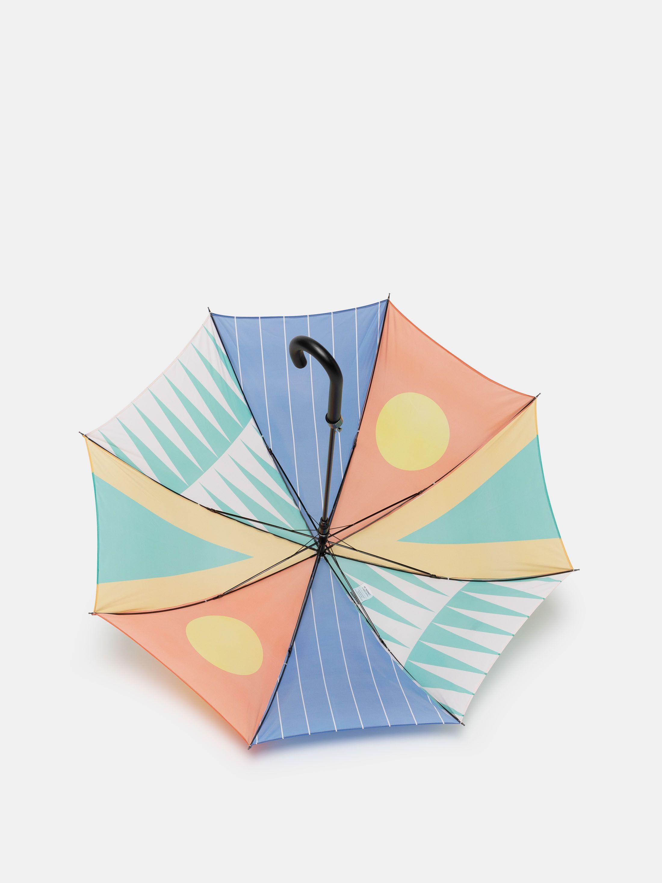 bottom of custom umbrella