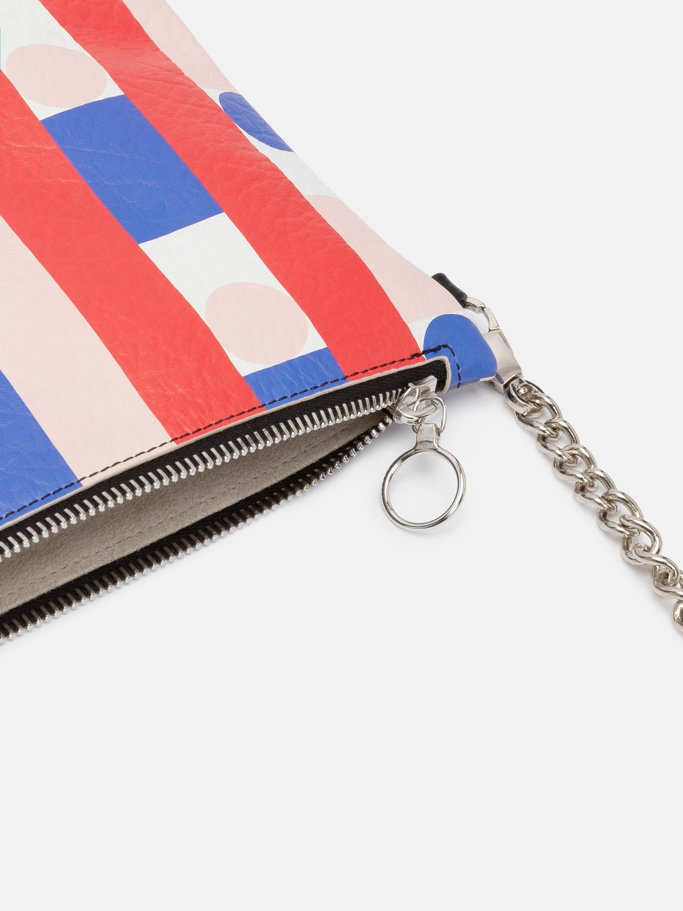 design your own crossbody bag detailing