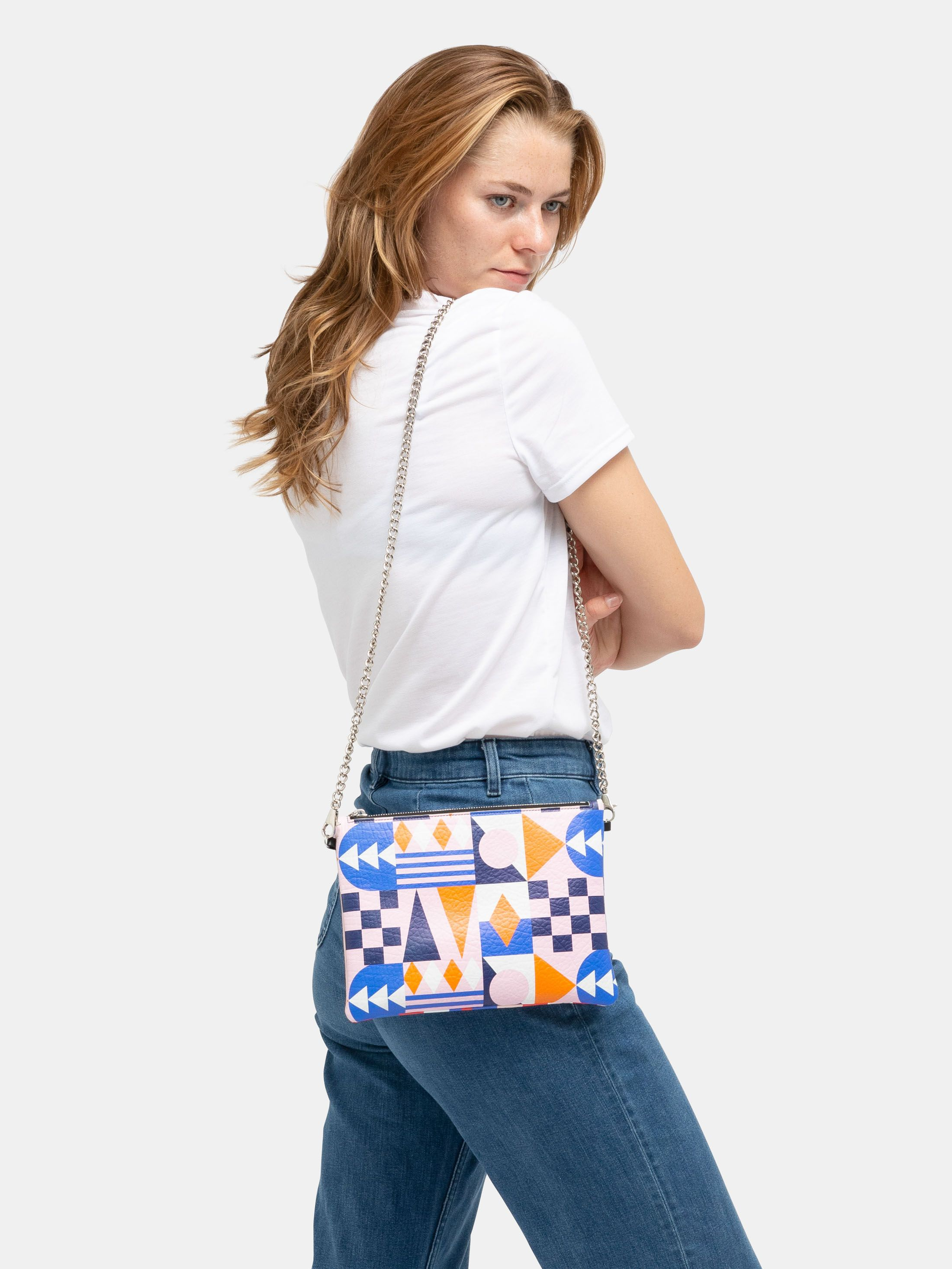 custom cross body bag lifestyle shoulder