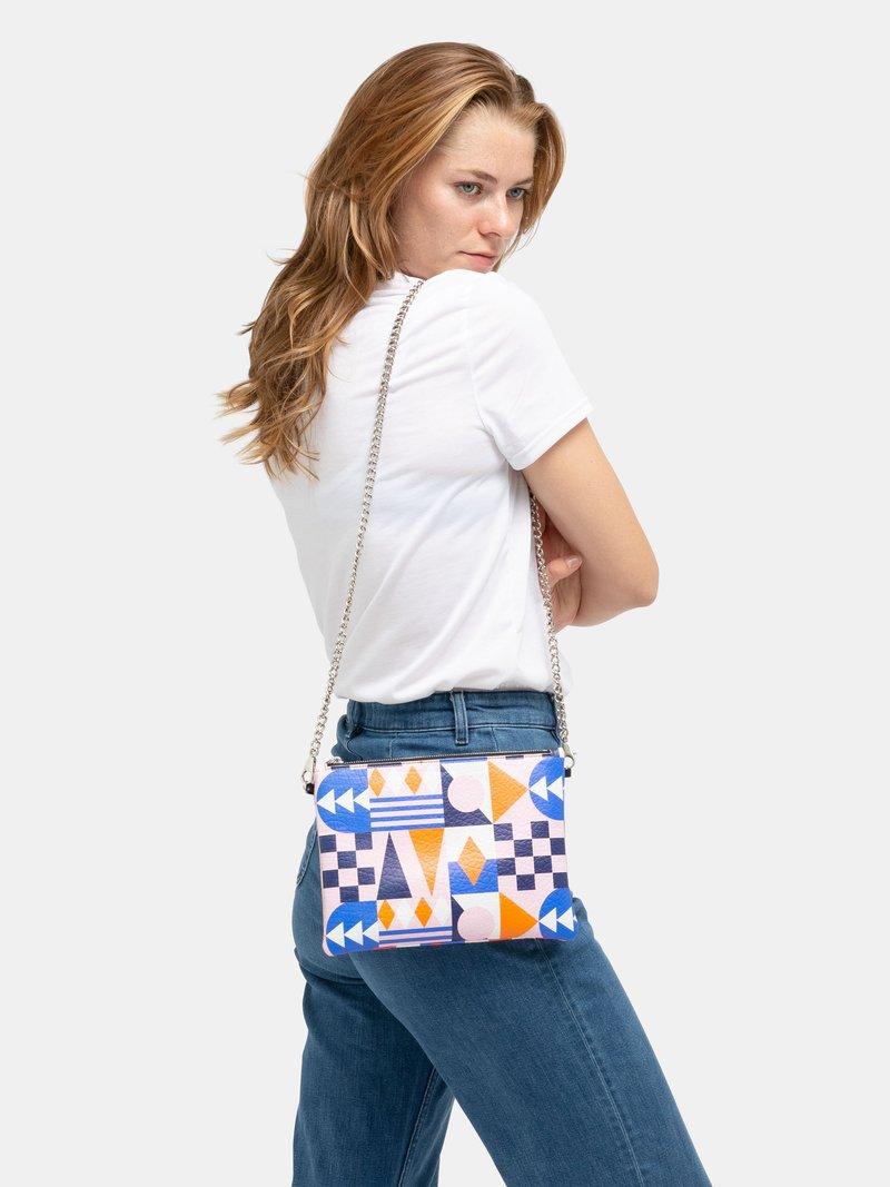 Customised Leather Crossbody Bag