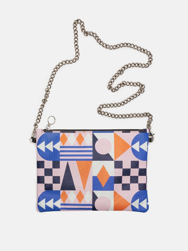 custom printed crossbody bag