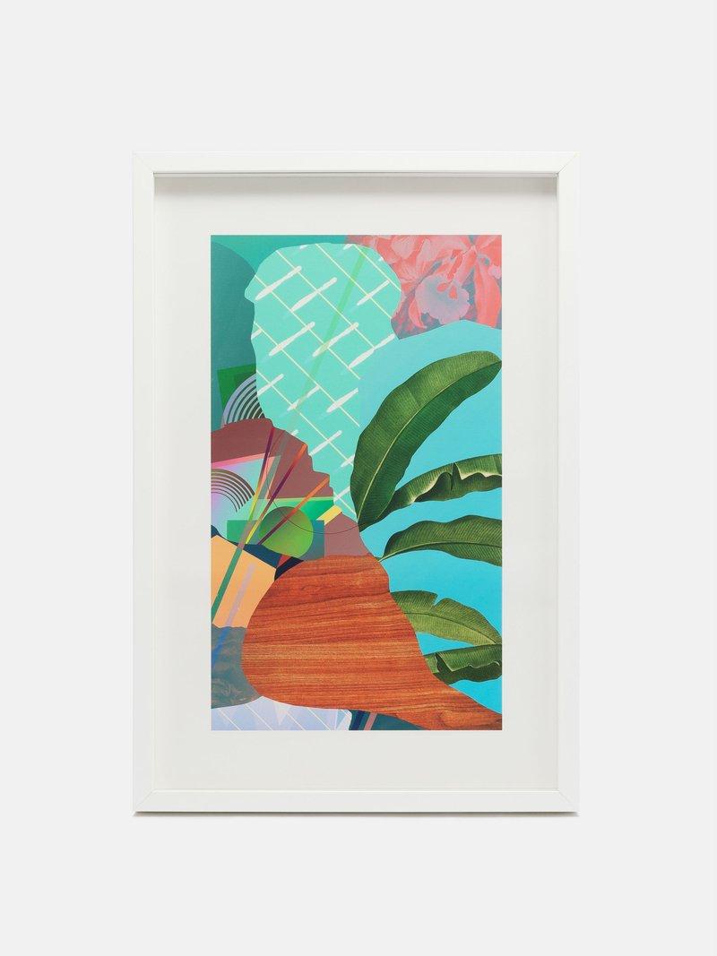 portait framed art print