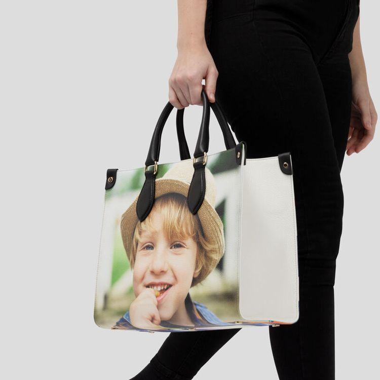 Custom Shopper Bag with photo