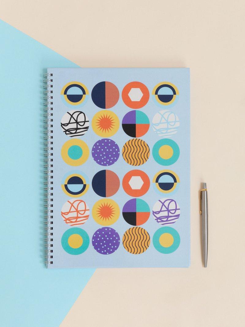 quaderni a spirale personalizzati