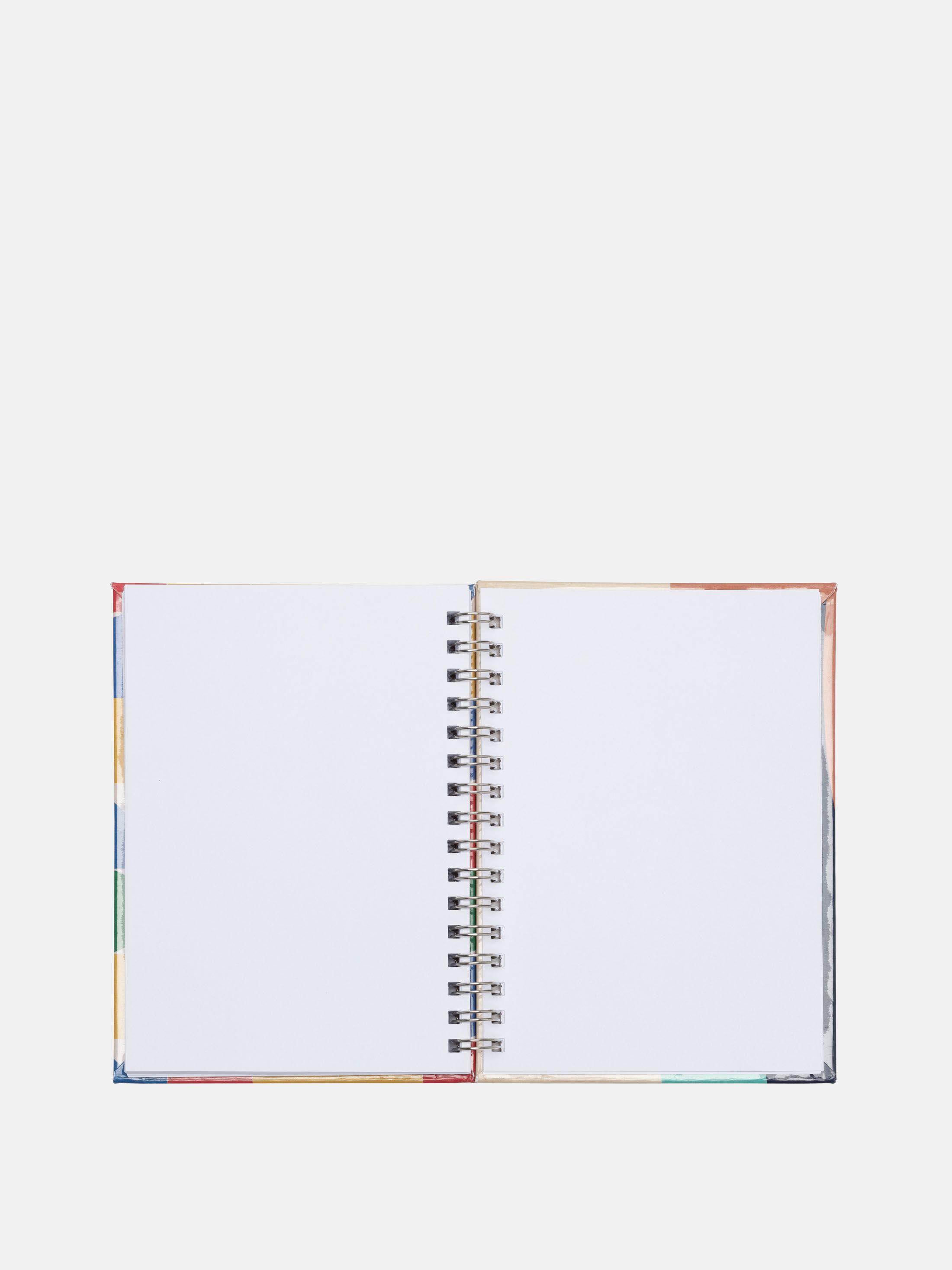 quaderno a spirale personalizzabile