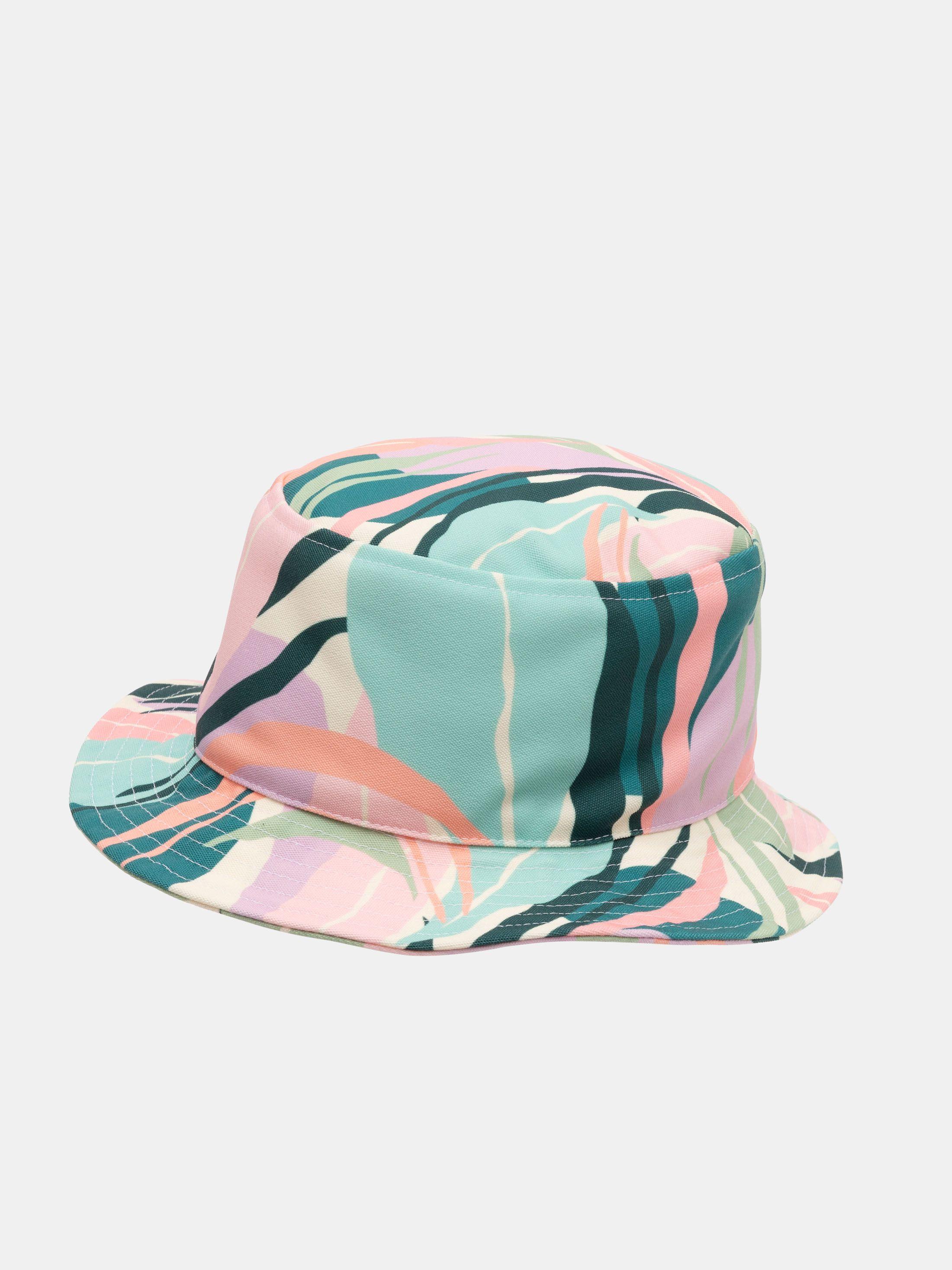 Reversible bucket hat shape