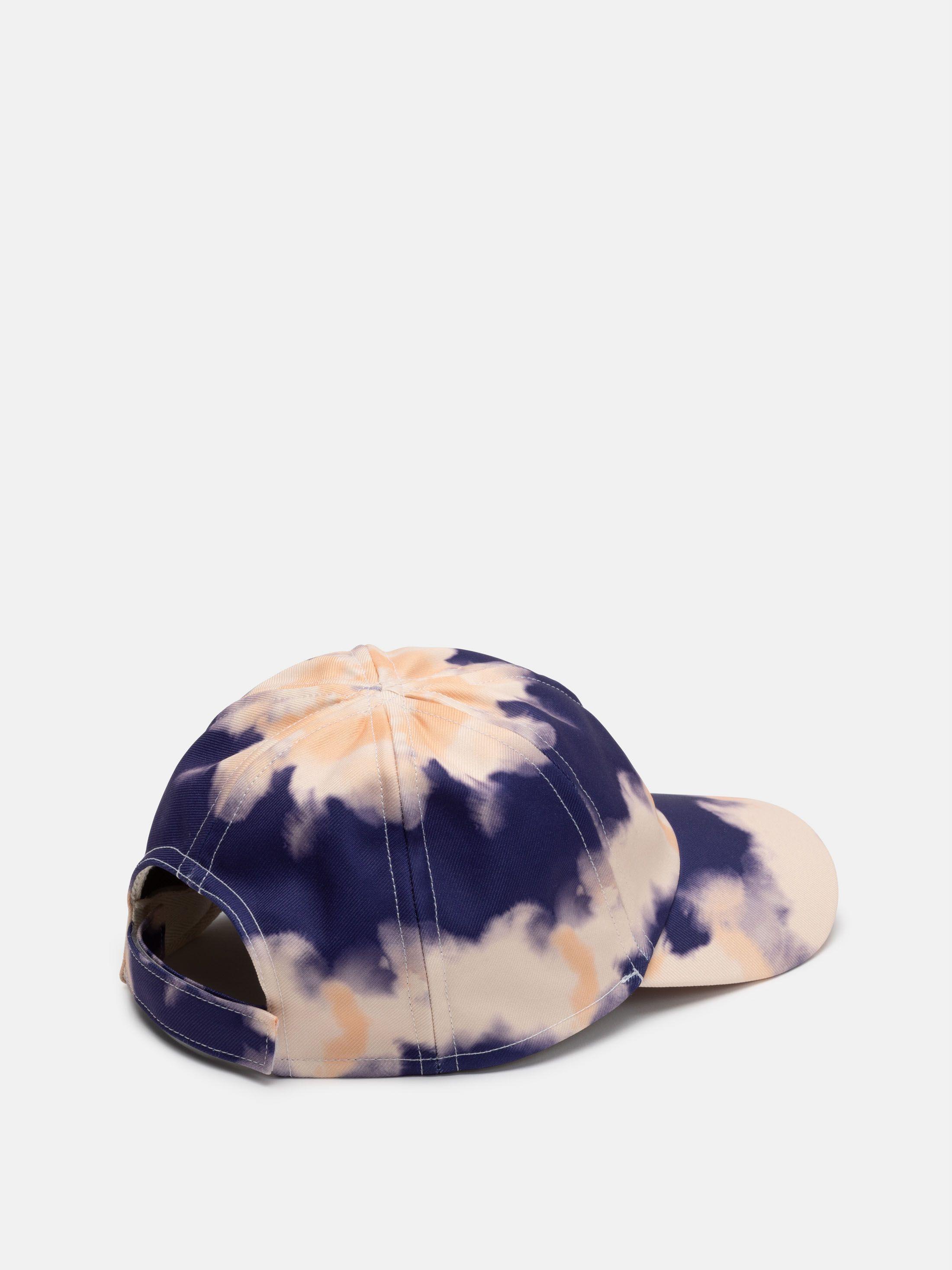 overview detail of customisable baseball cap