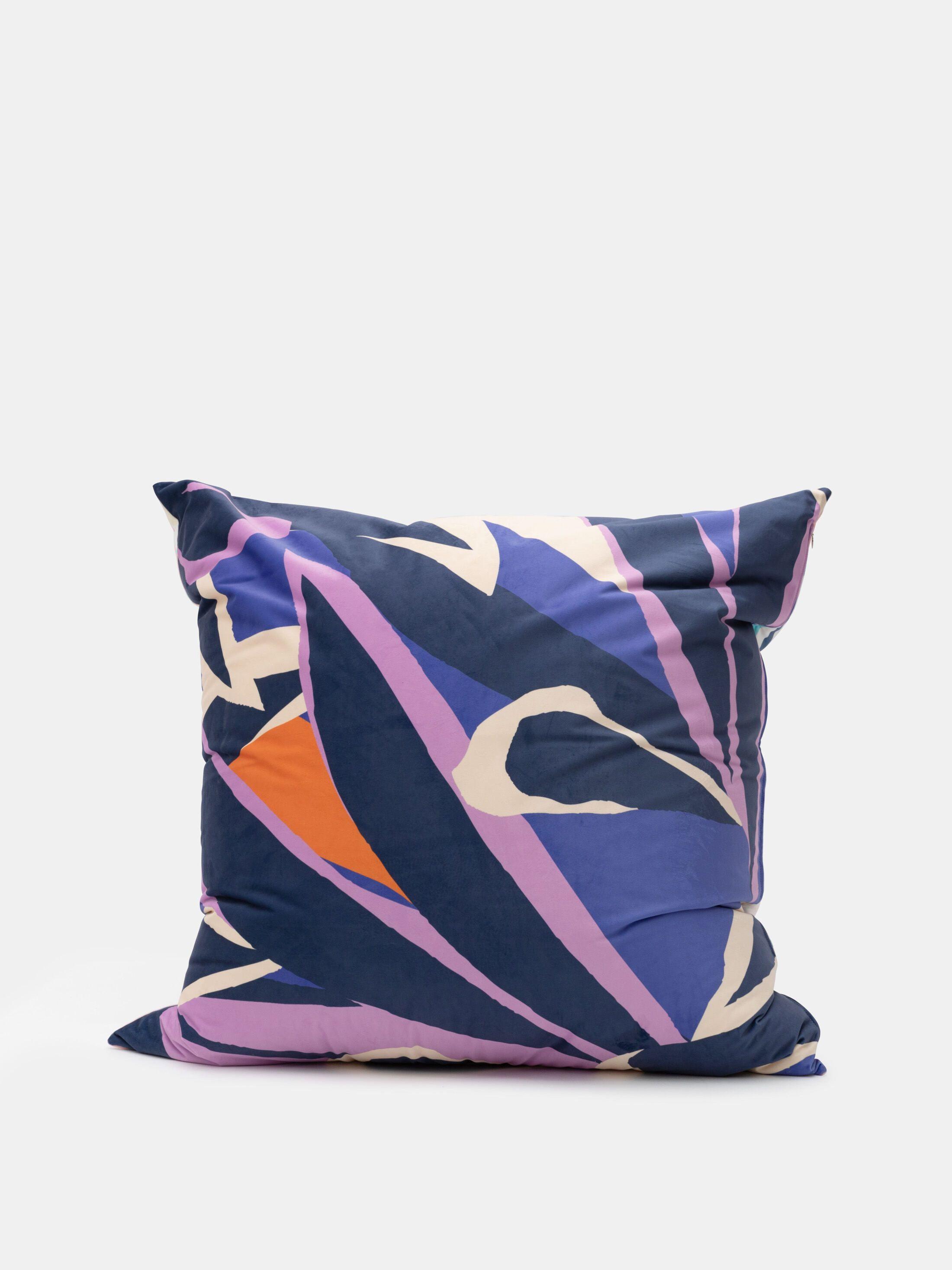 custom big floor cushions cover