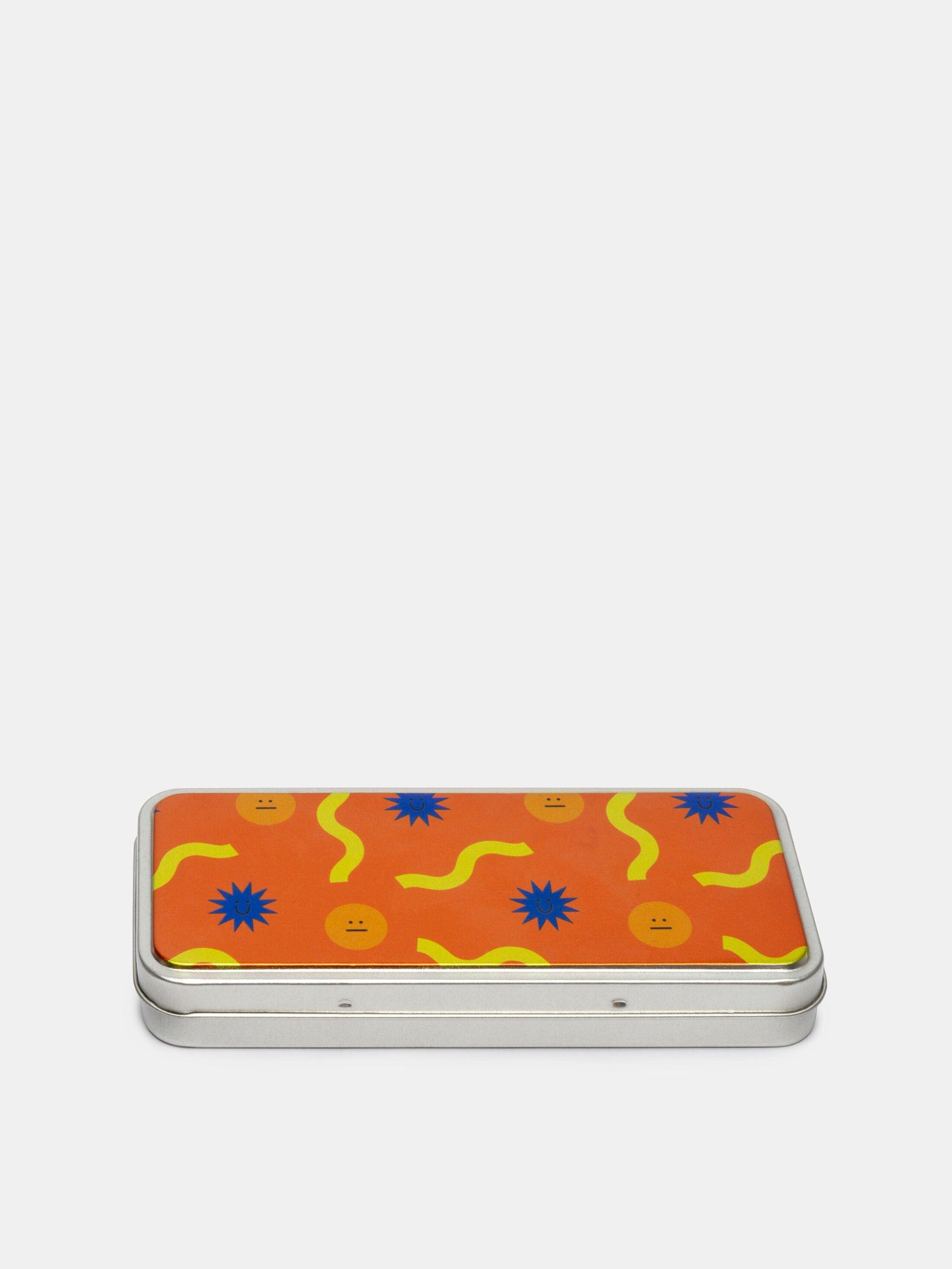 design your own pencil box