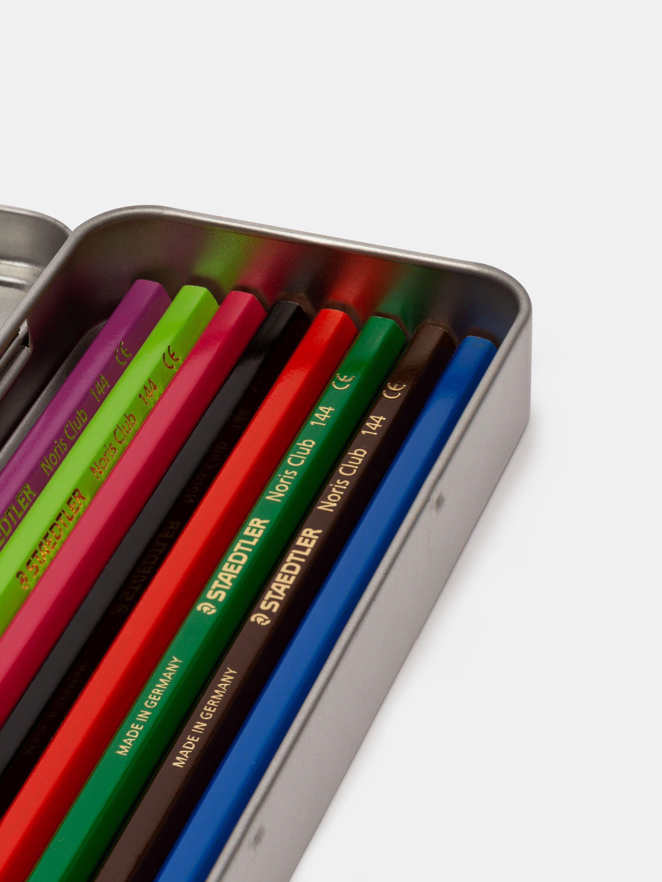 Intérieur de la boîte à stylos personnalisée