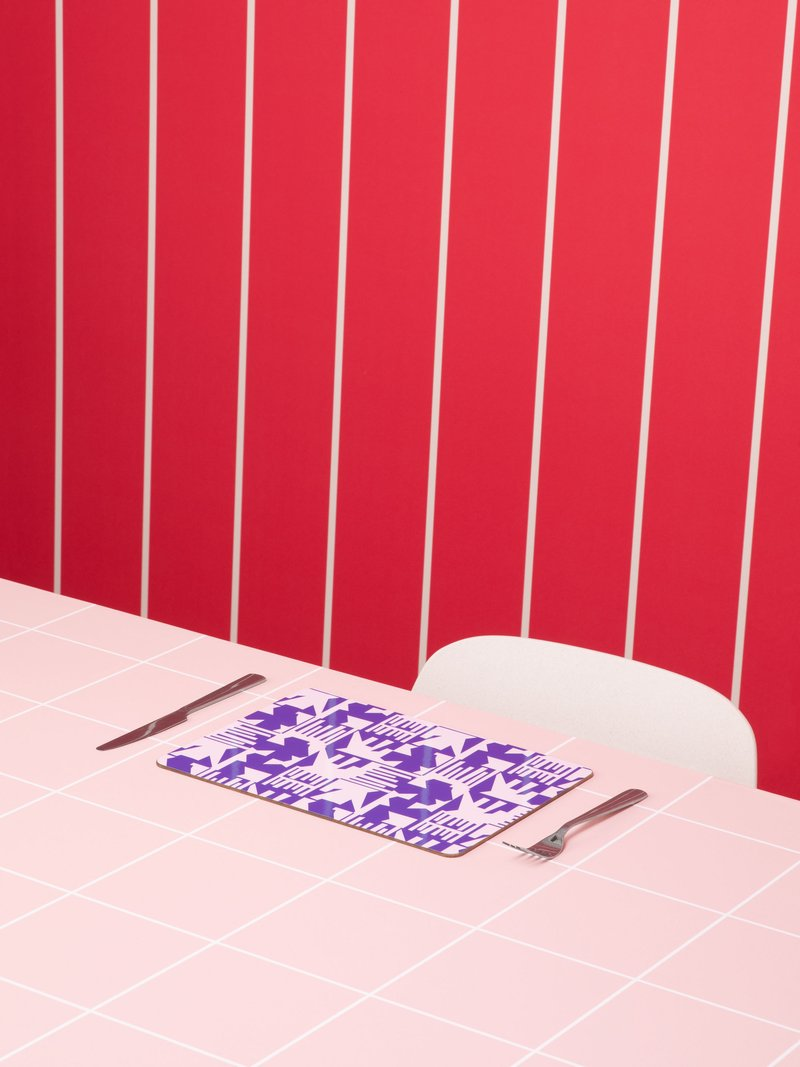 créez vos sets de table imprimés