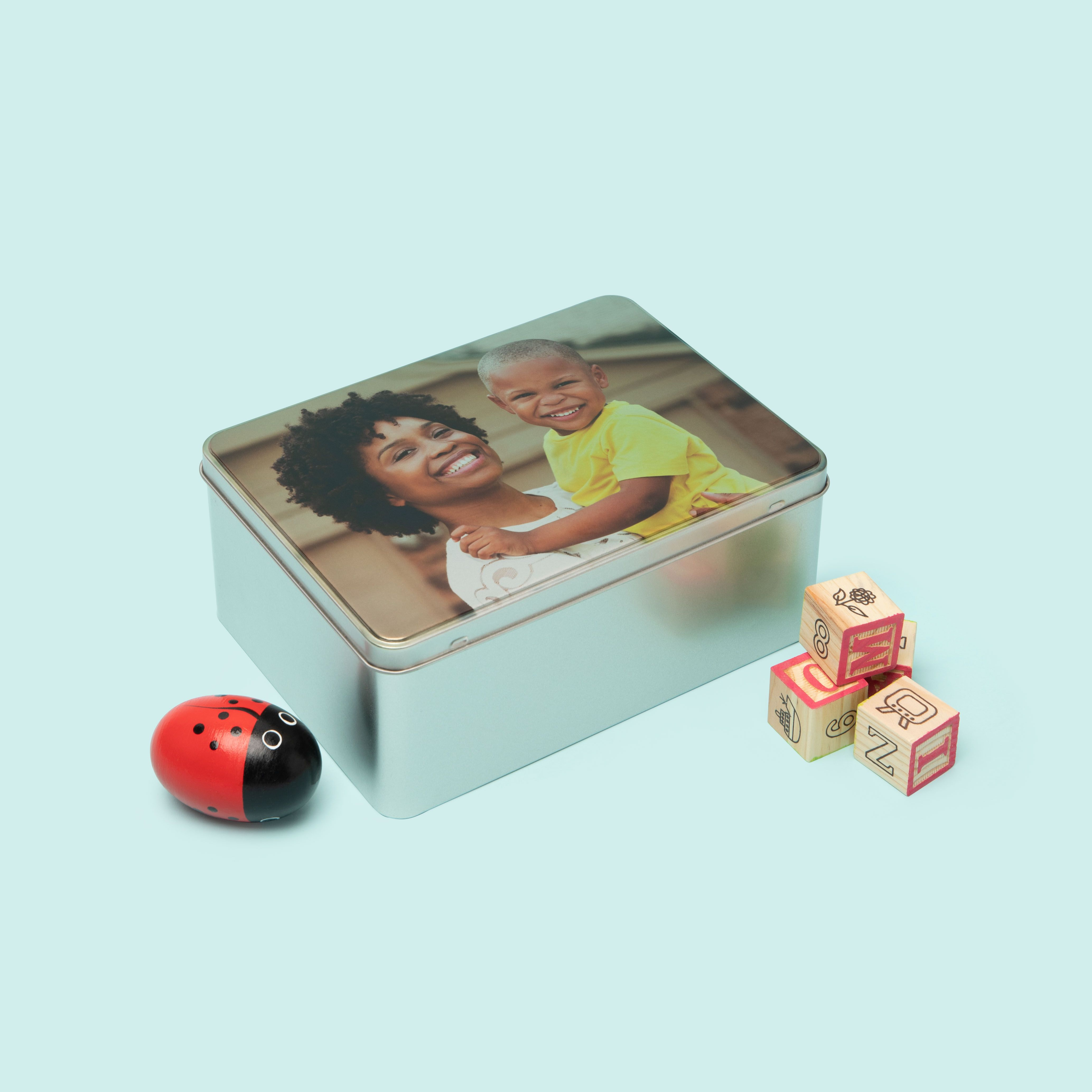 personalised box uk