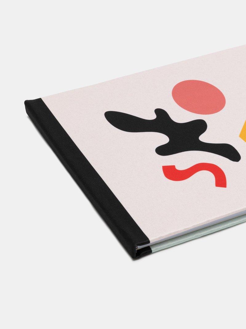 gästebuch mit linierten seiten