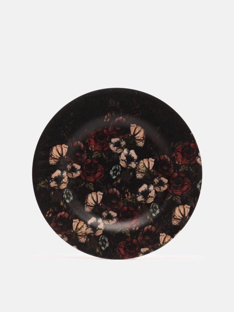 Dessous de l'assiette décorative personnalisée