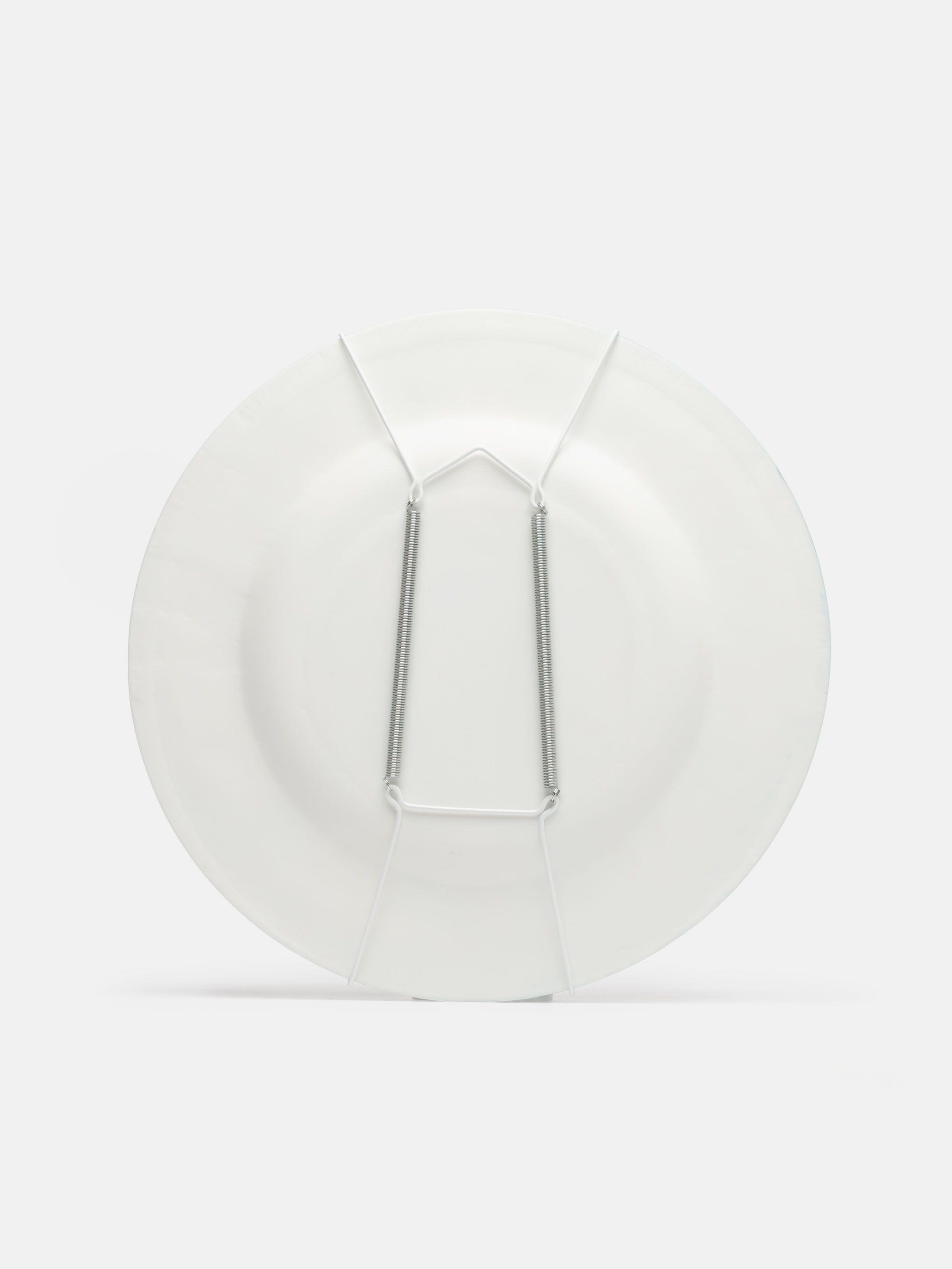 ストーンマックス製 丈夫な壁掛け皿 作成