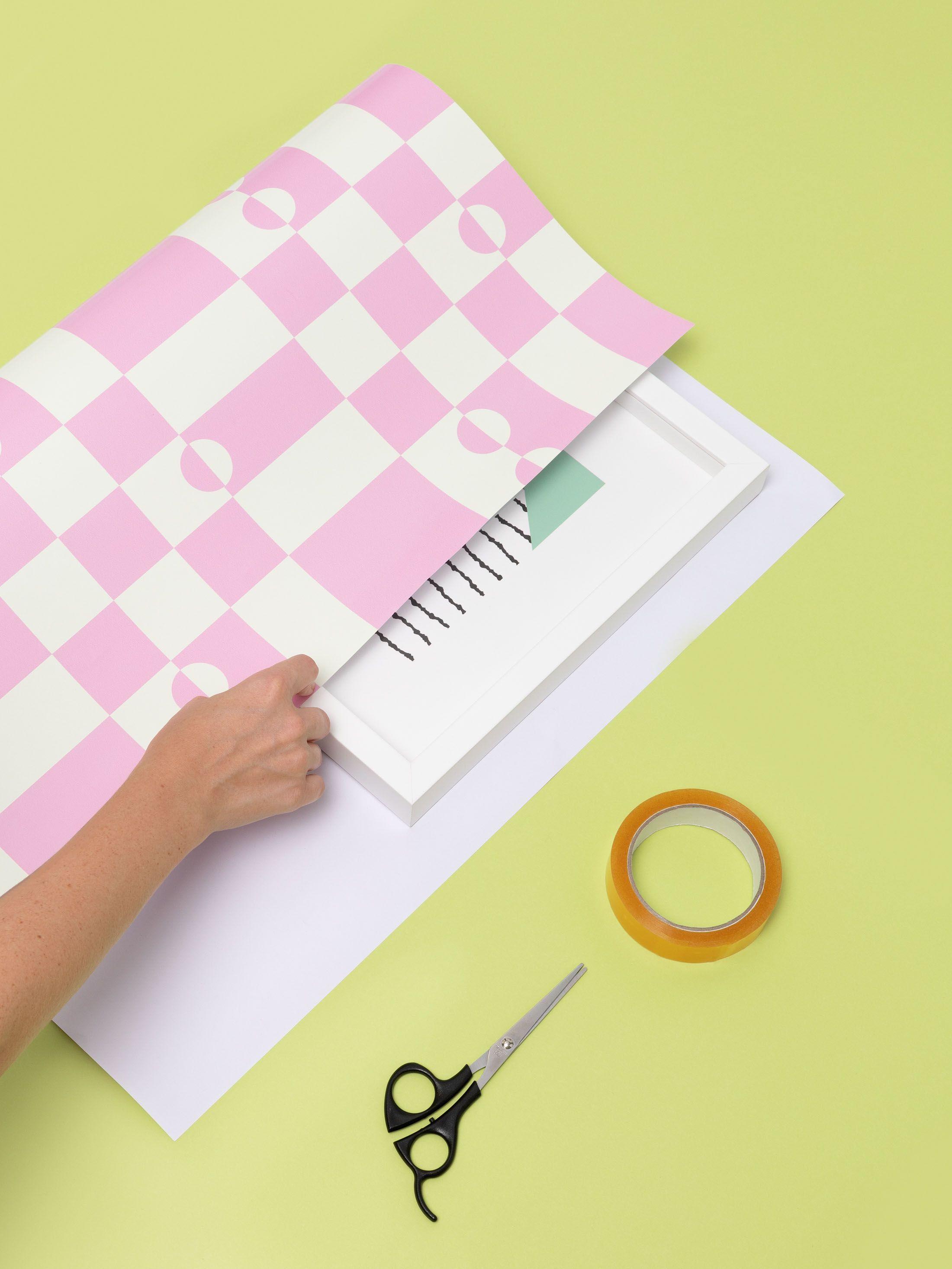 Impression sur papier cadeau