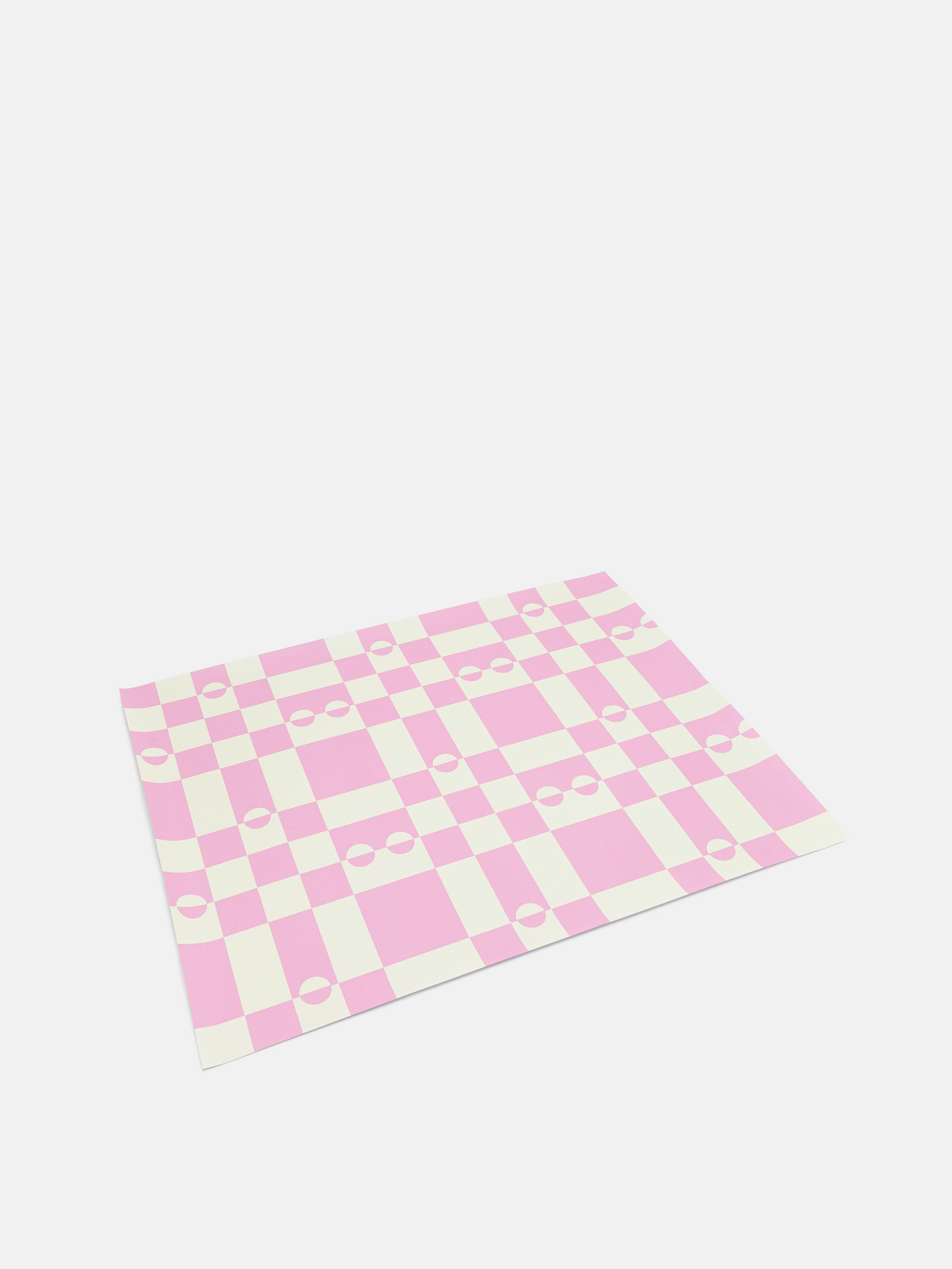 Papier cadeau personnalisé avec design