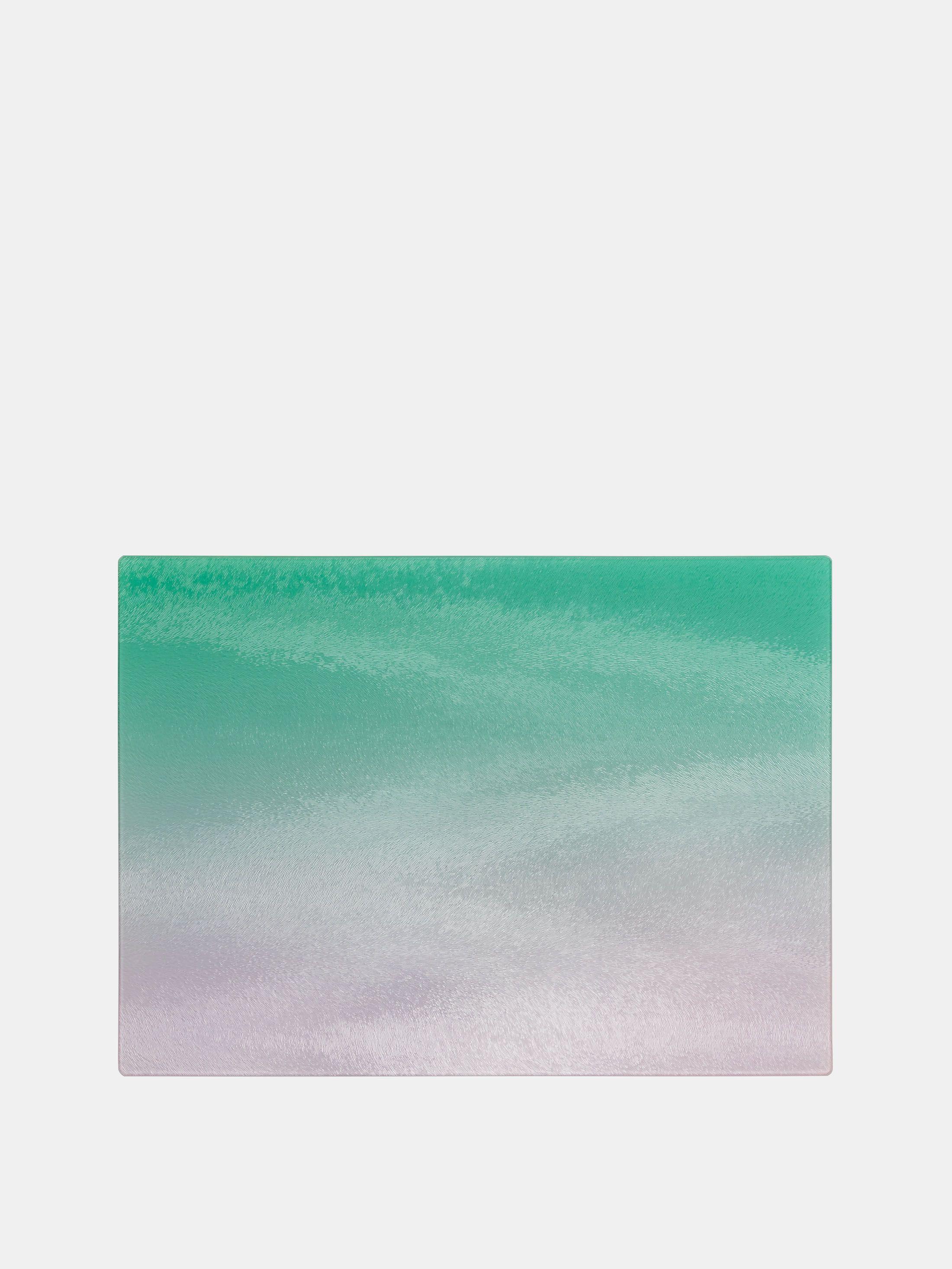 Planche à découper en verre personnalisé
